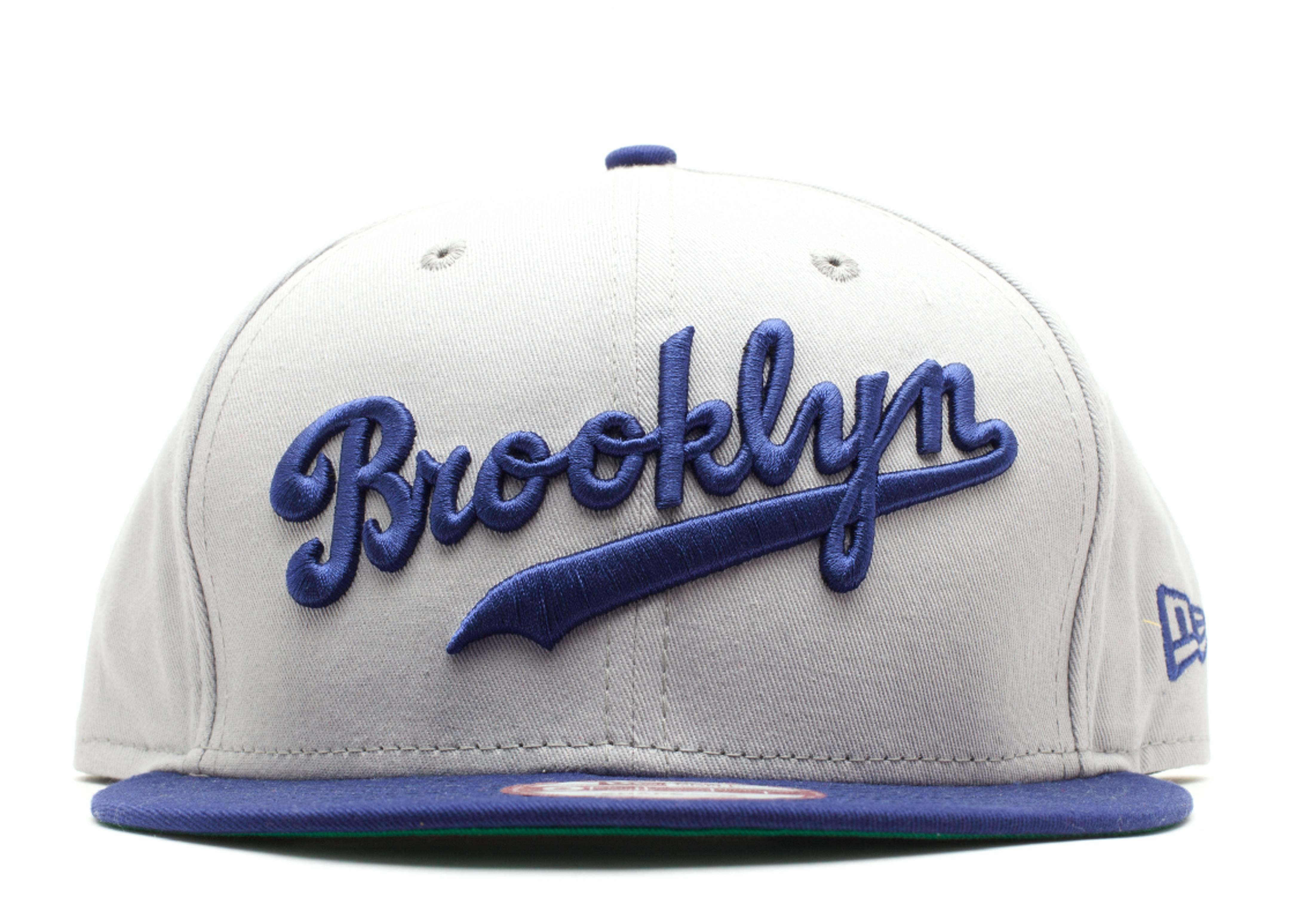 brooklyn dodges reverse snap-back