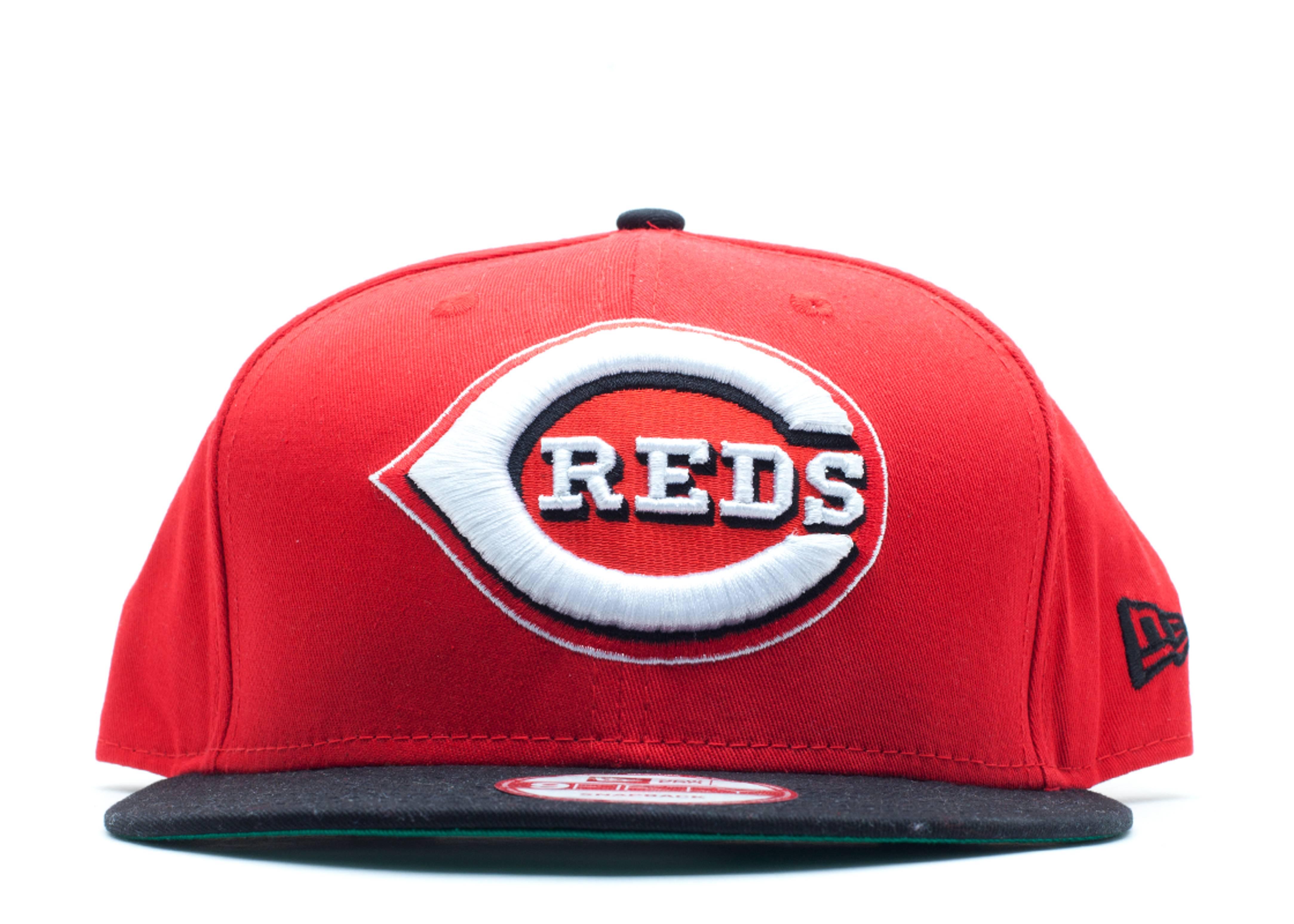 cincinnati reds reverse snap-back