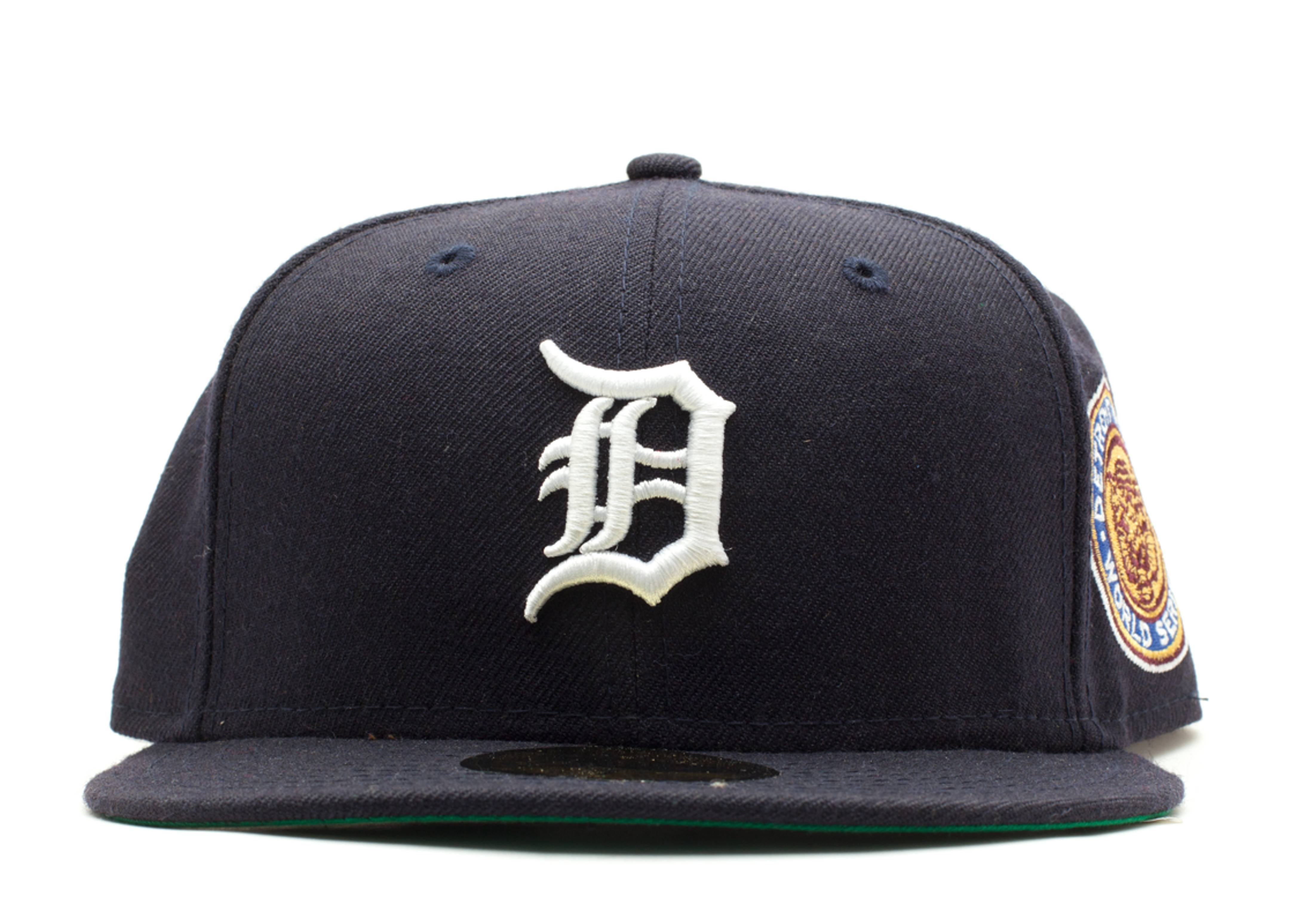 "detroit tigers fitted ""1968 world series"""