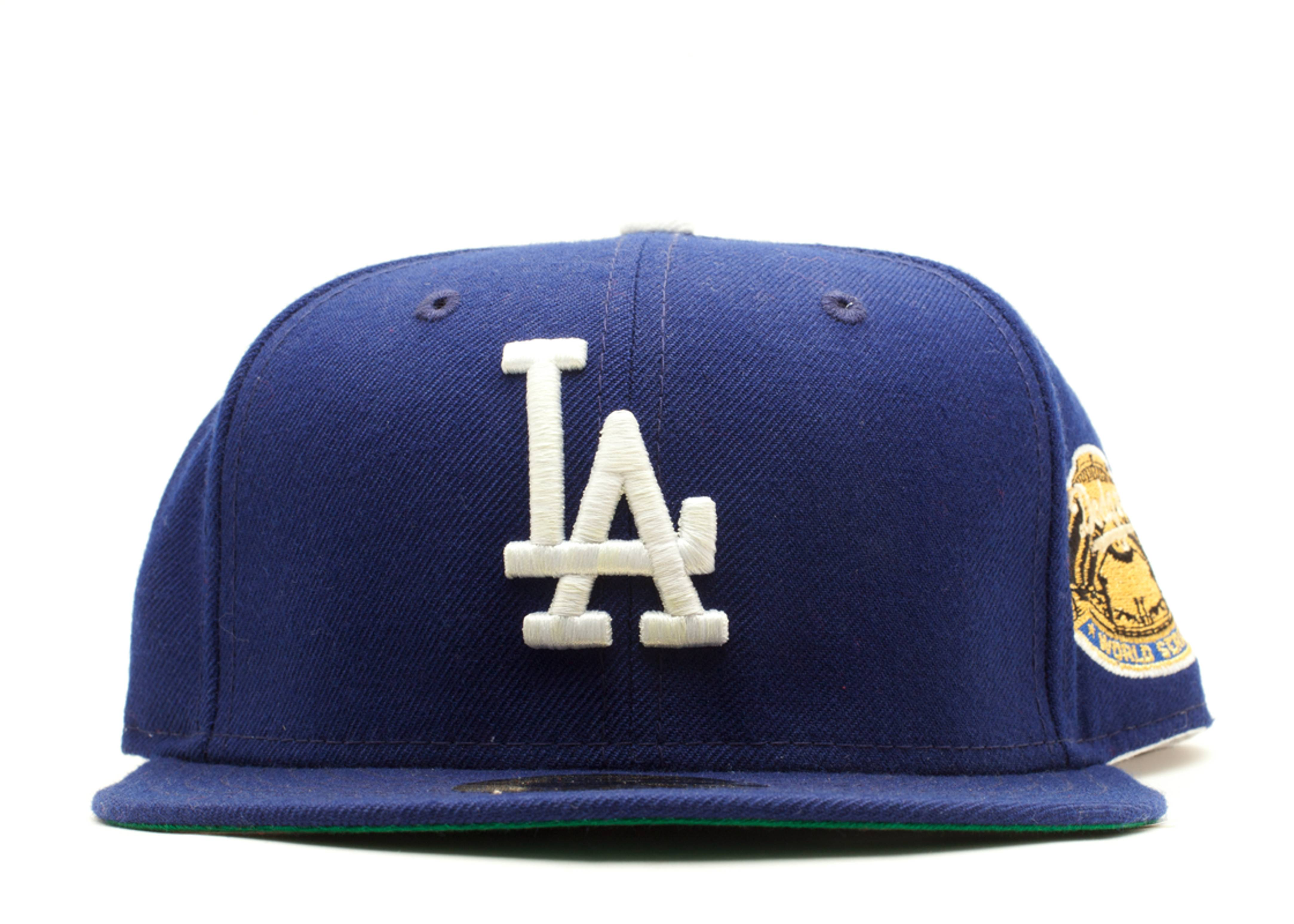 """los angeles dodgers fitted """"1963 world series"""""""