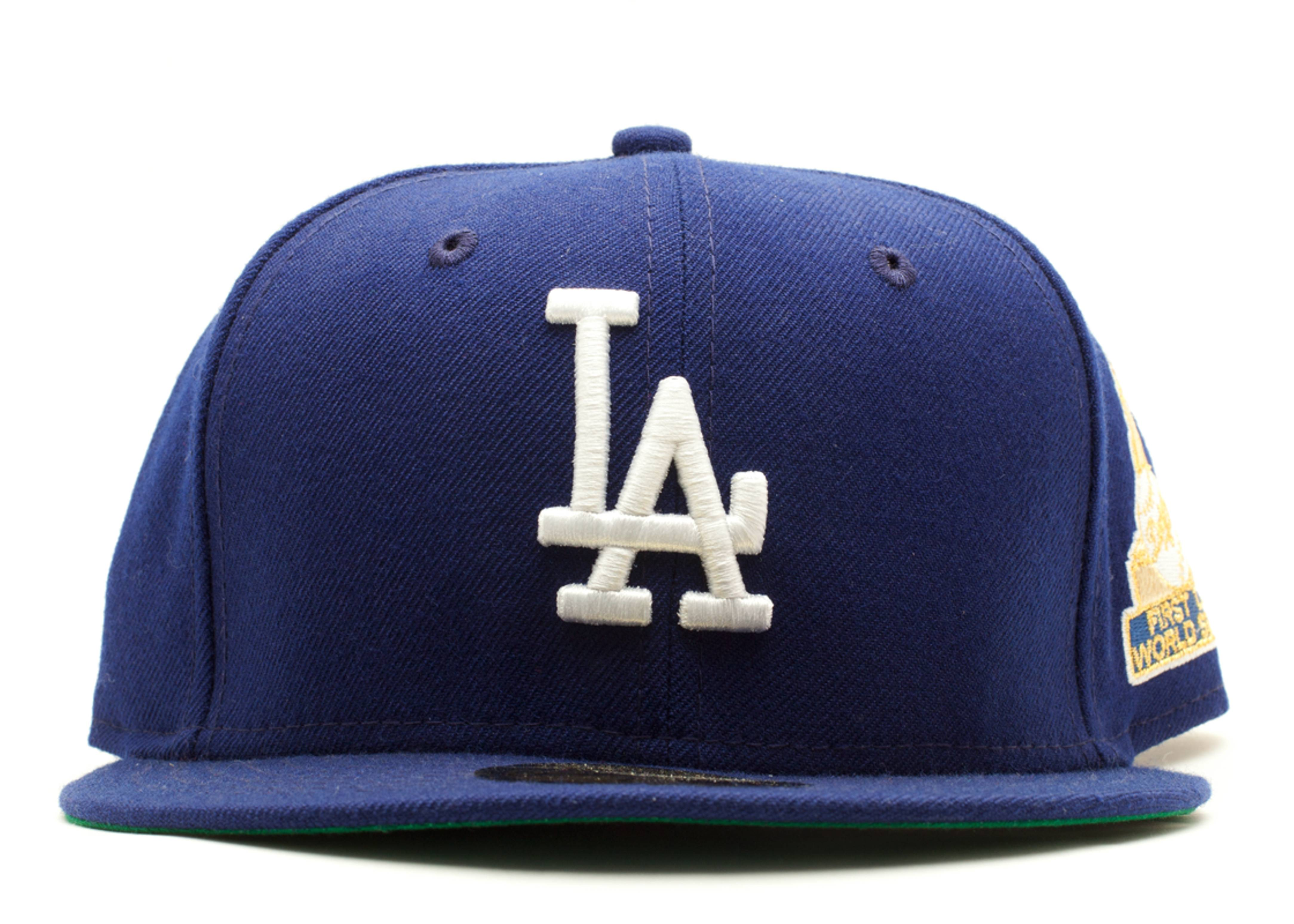 """los angeles dodgers fitted """"1959 world series"""""""
