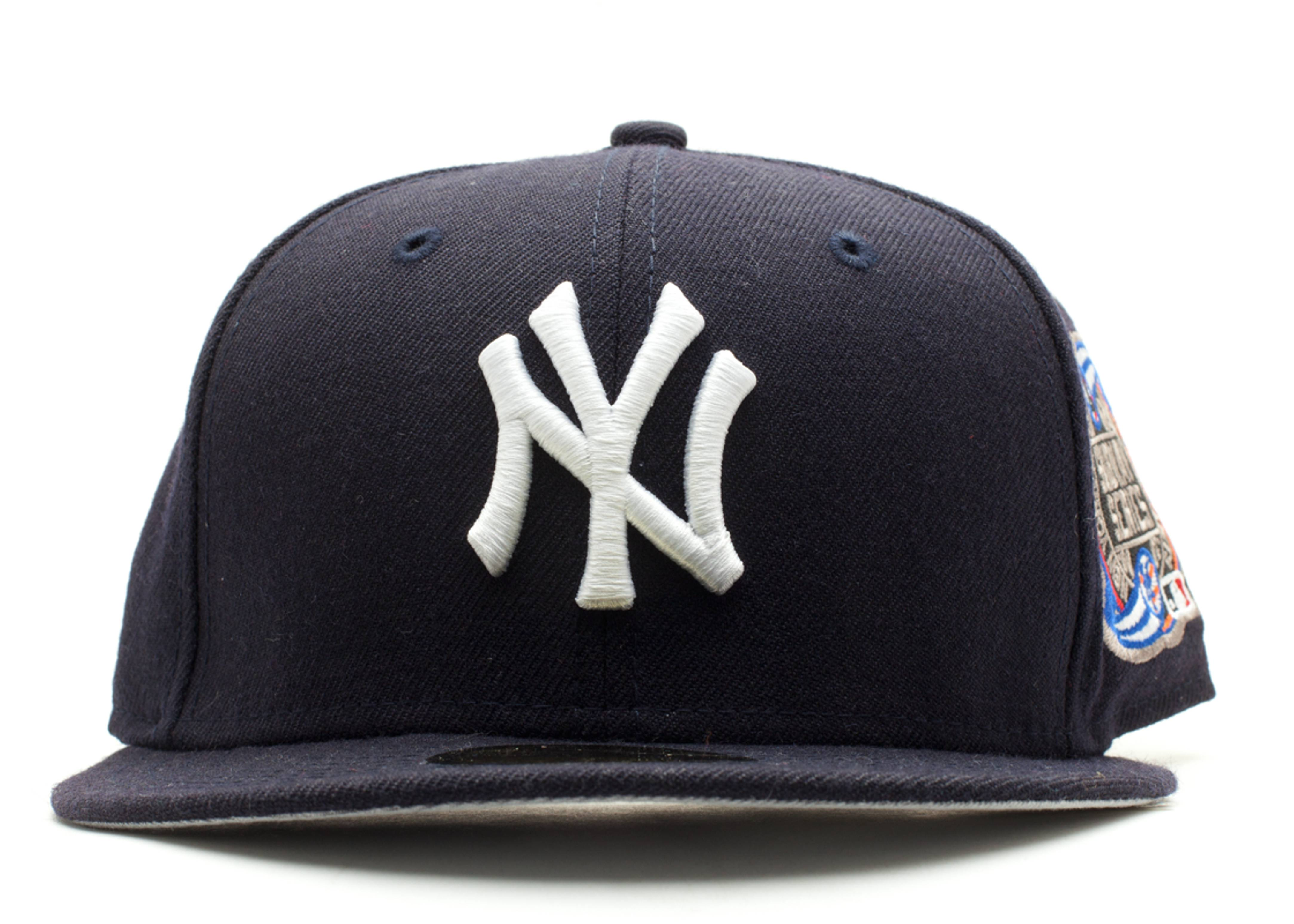 "new york yankees fitted ""2000 world series subway series"""