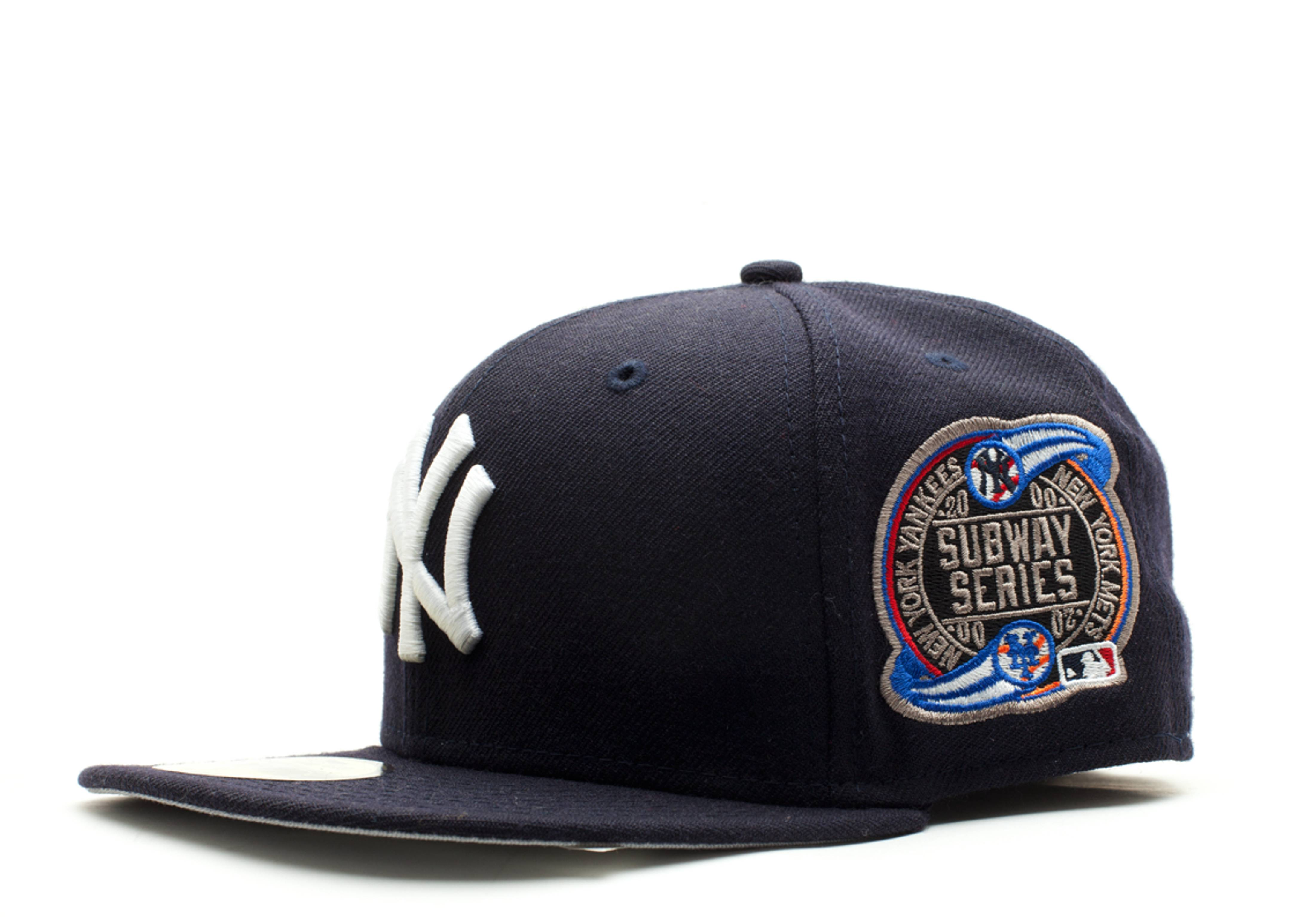 New York Yankees Fitted Navy