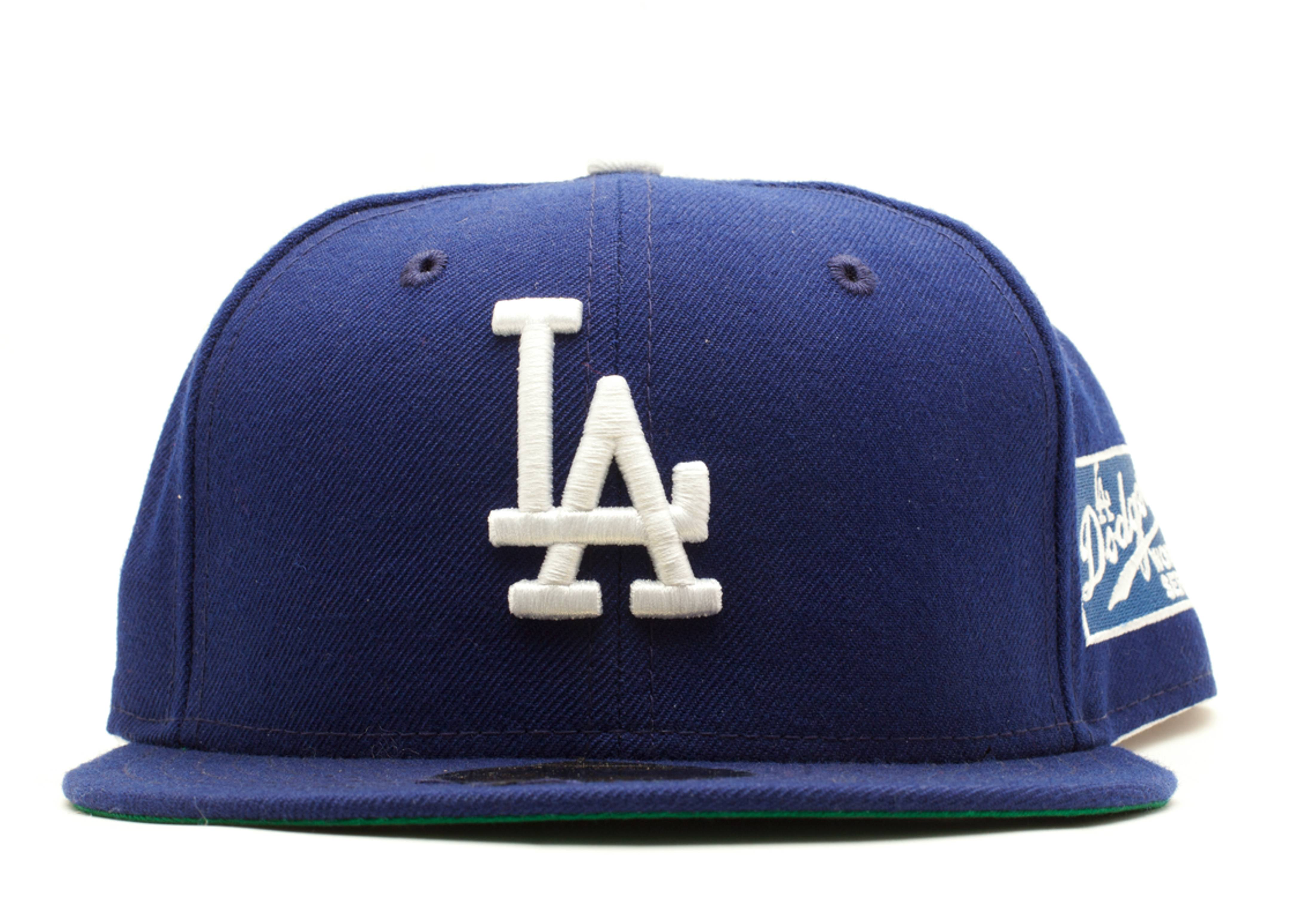 "los angeles dodgers fitted ""1965 world series"""