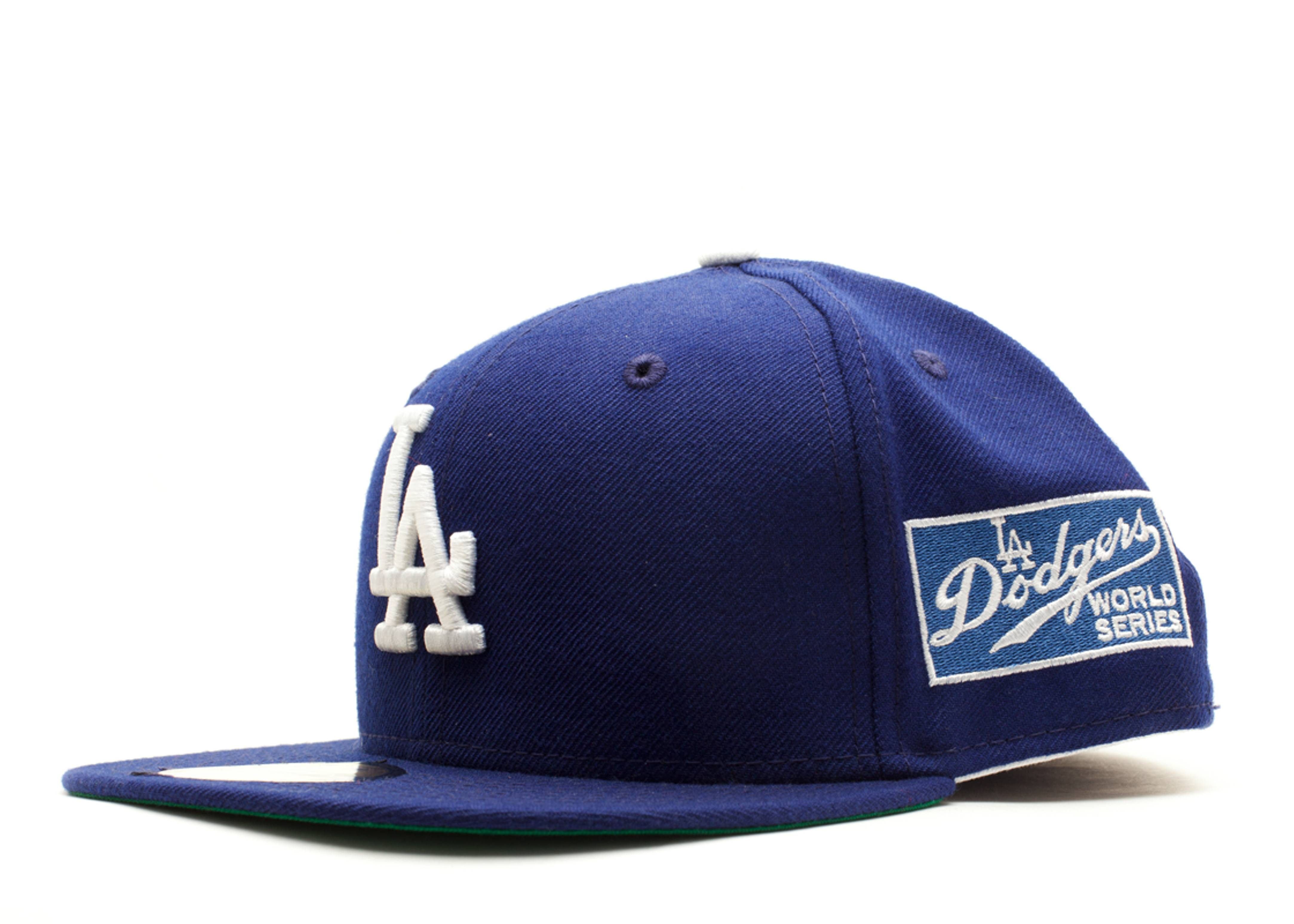 ef08233440d5b Los Angeles Dodgers Fitted