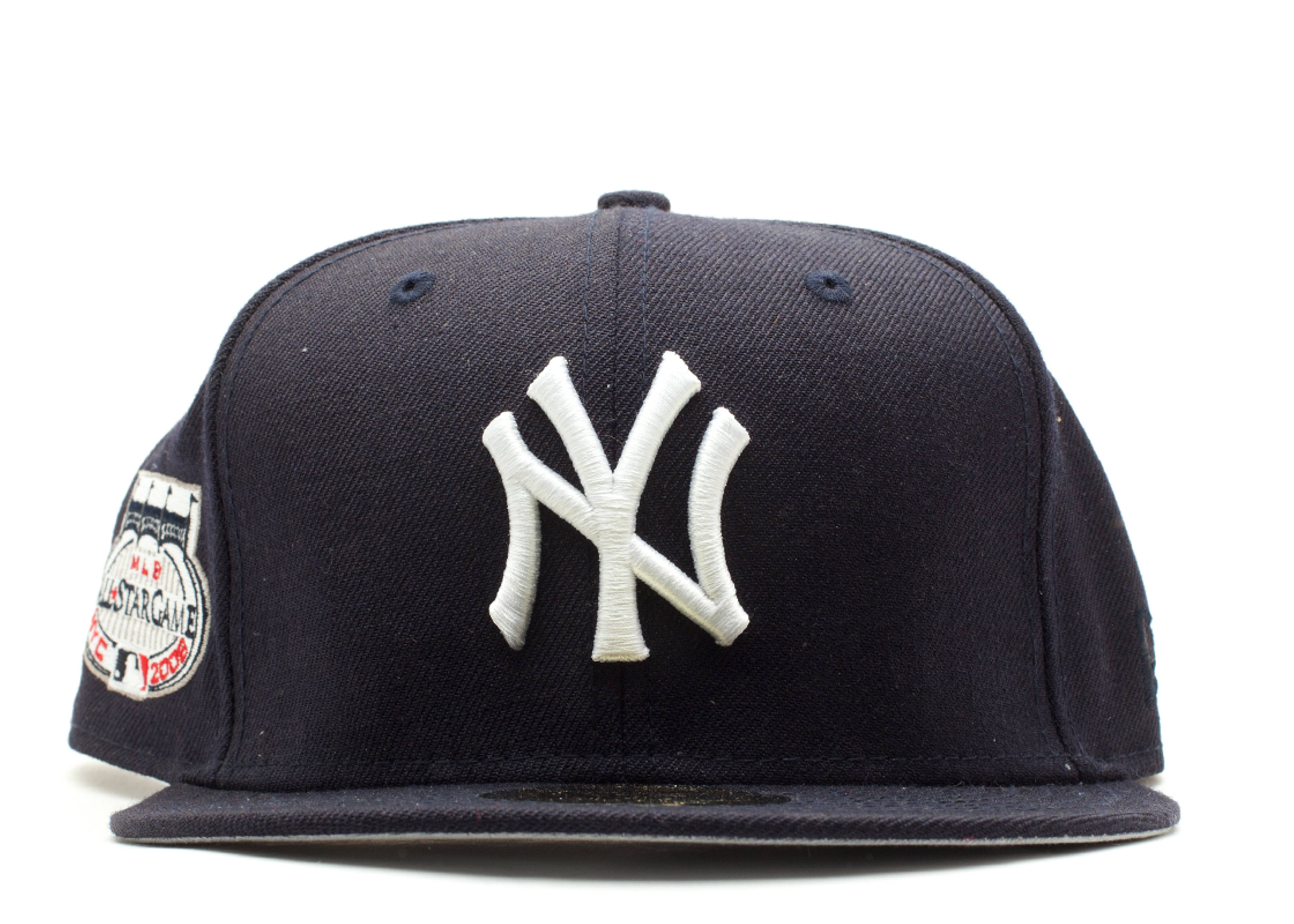 "new york yankees fitted ""2008 all-star game"""