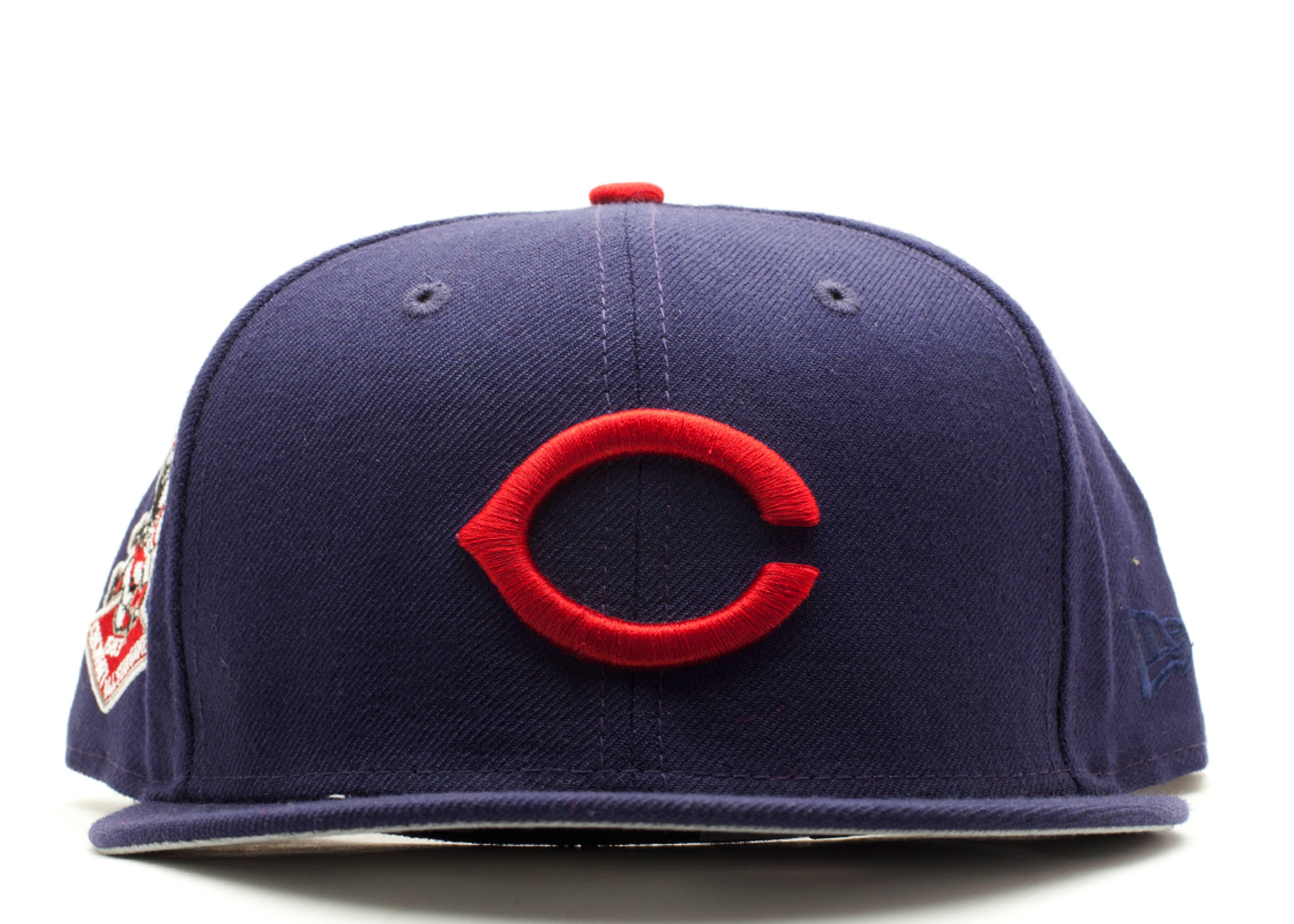 "cincinnati reds fitted ""1953 all-star game"""