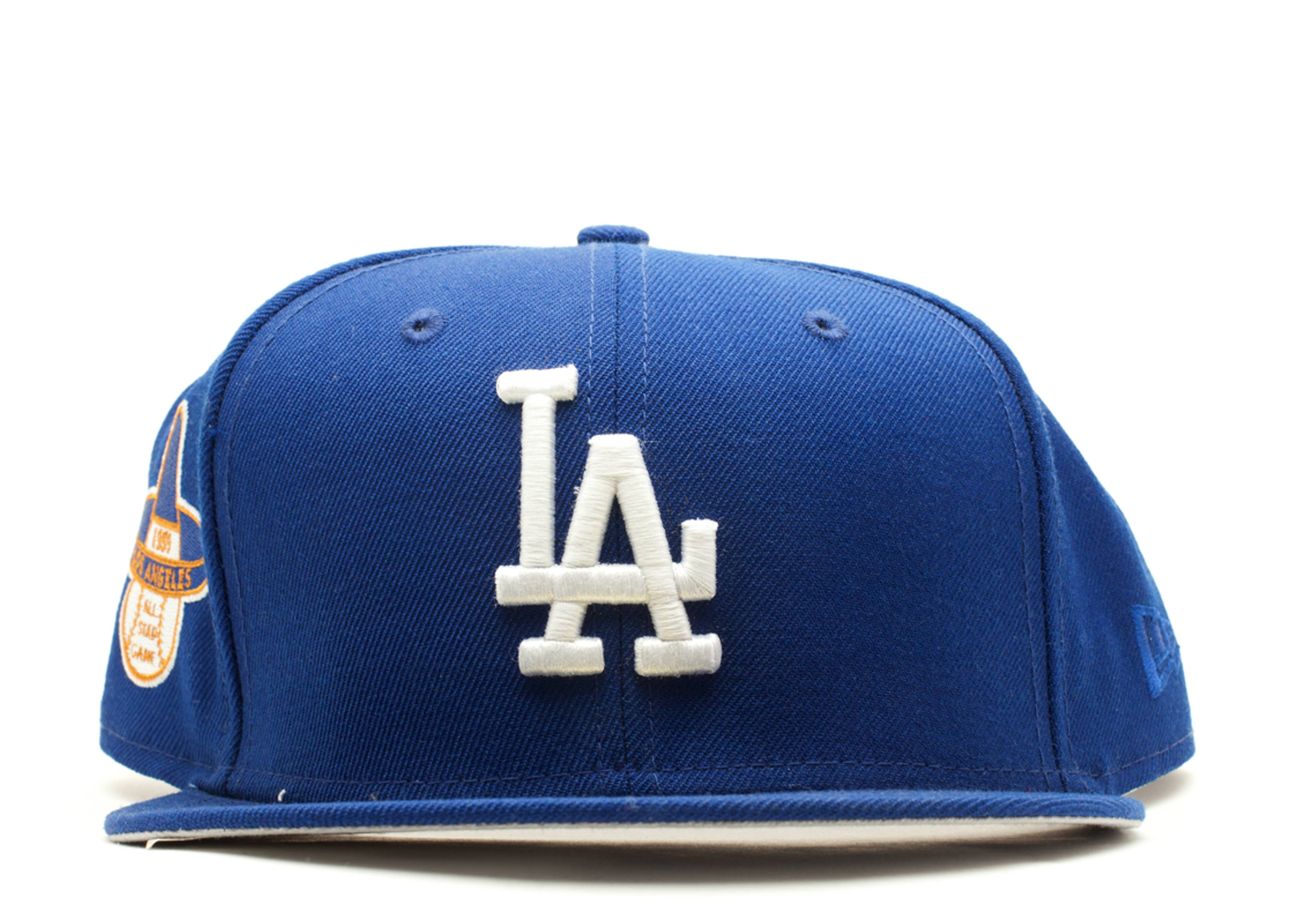 """los angeles dodgers fitted """"1959 all-star game"""""""