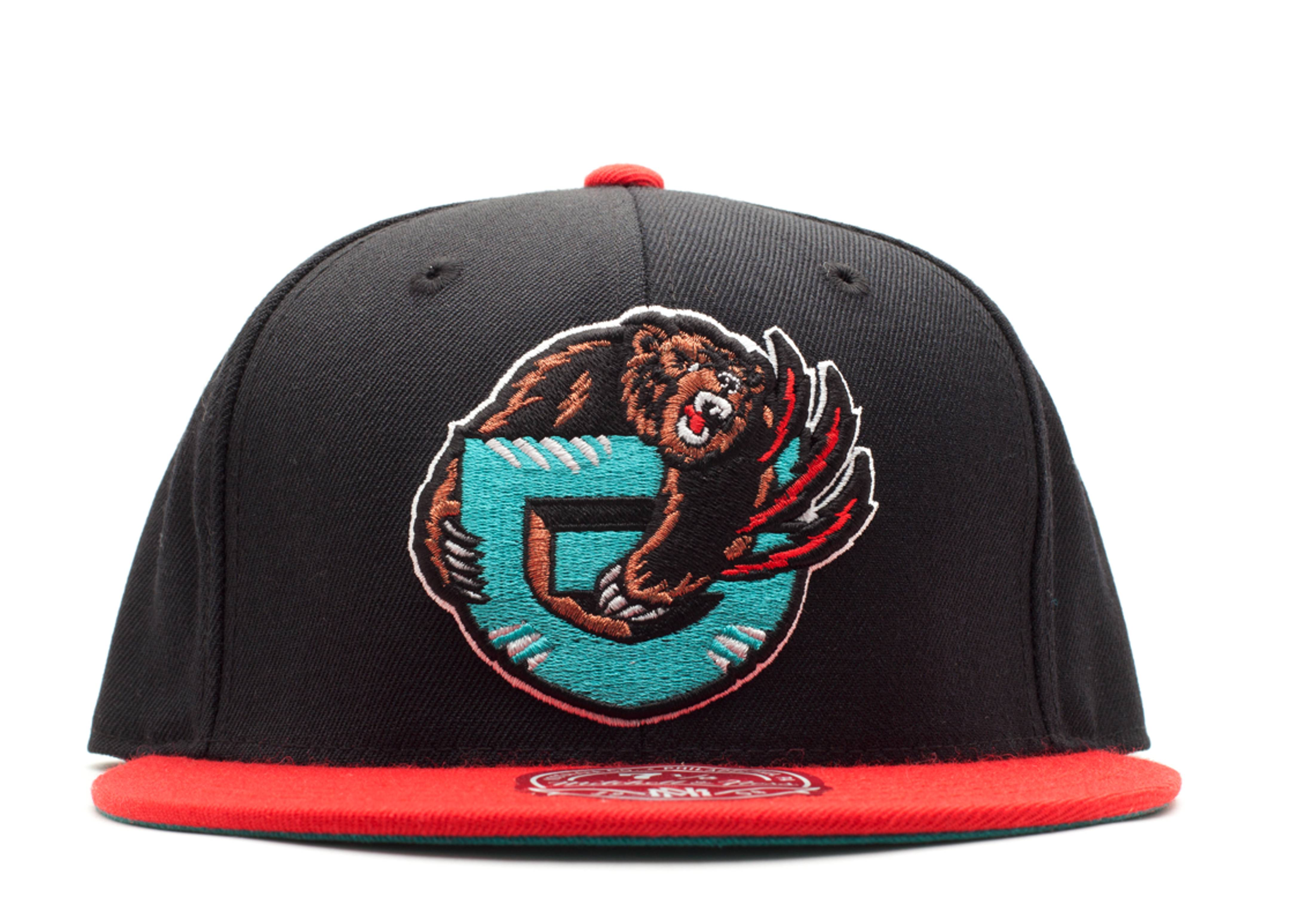 vancouver grizzlies fitted