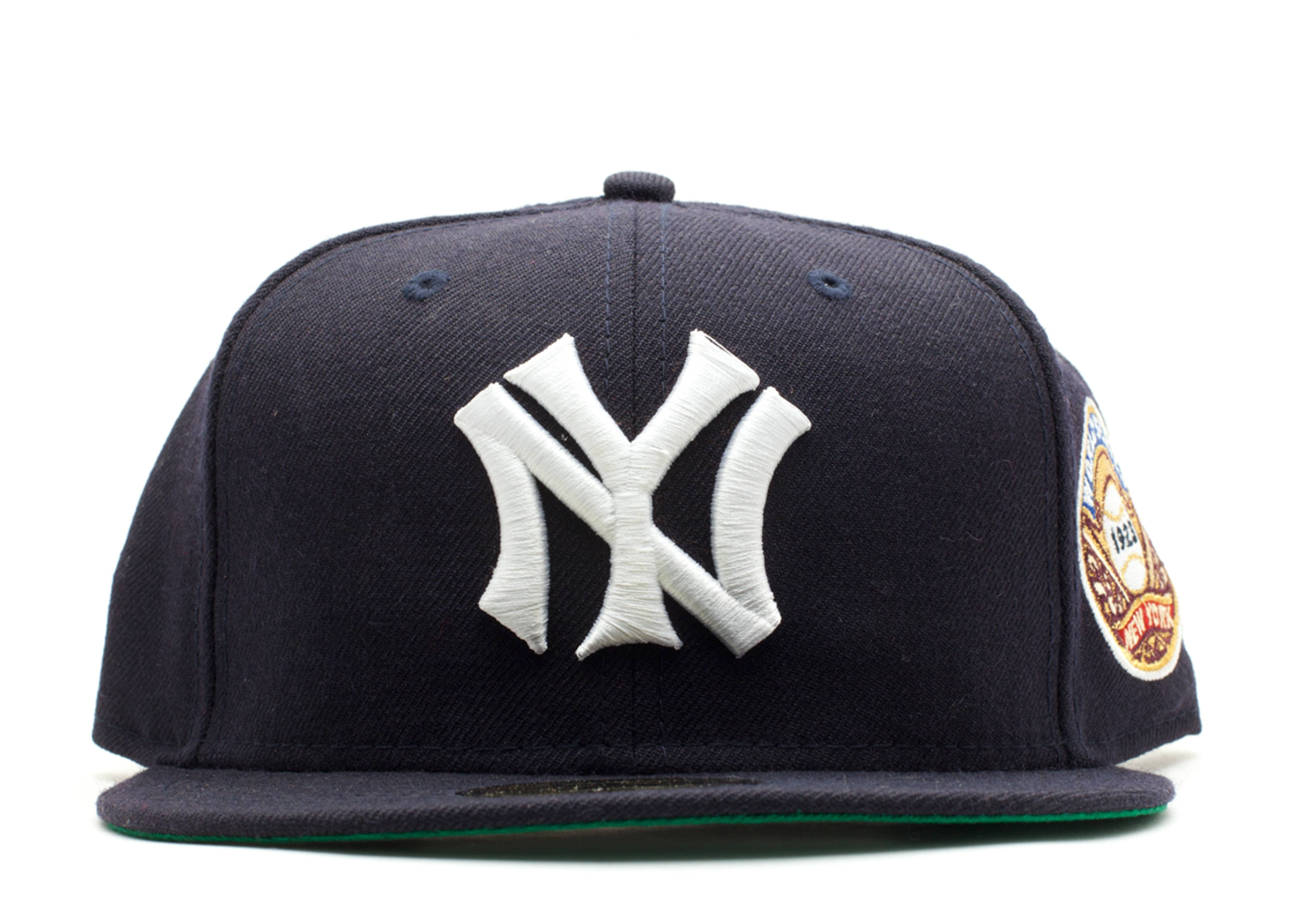"new york yankees fitted ""1923 world series"""