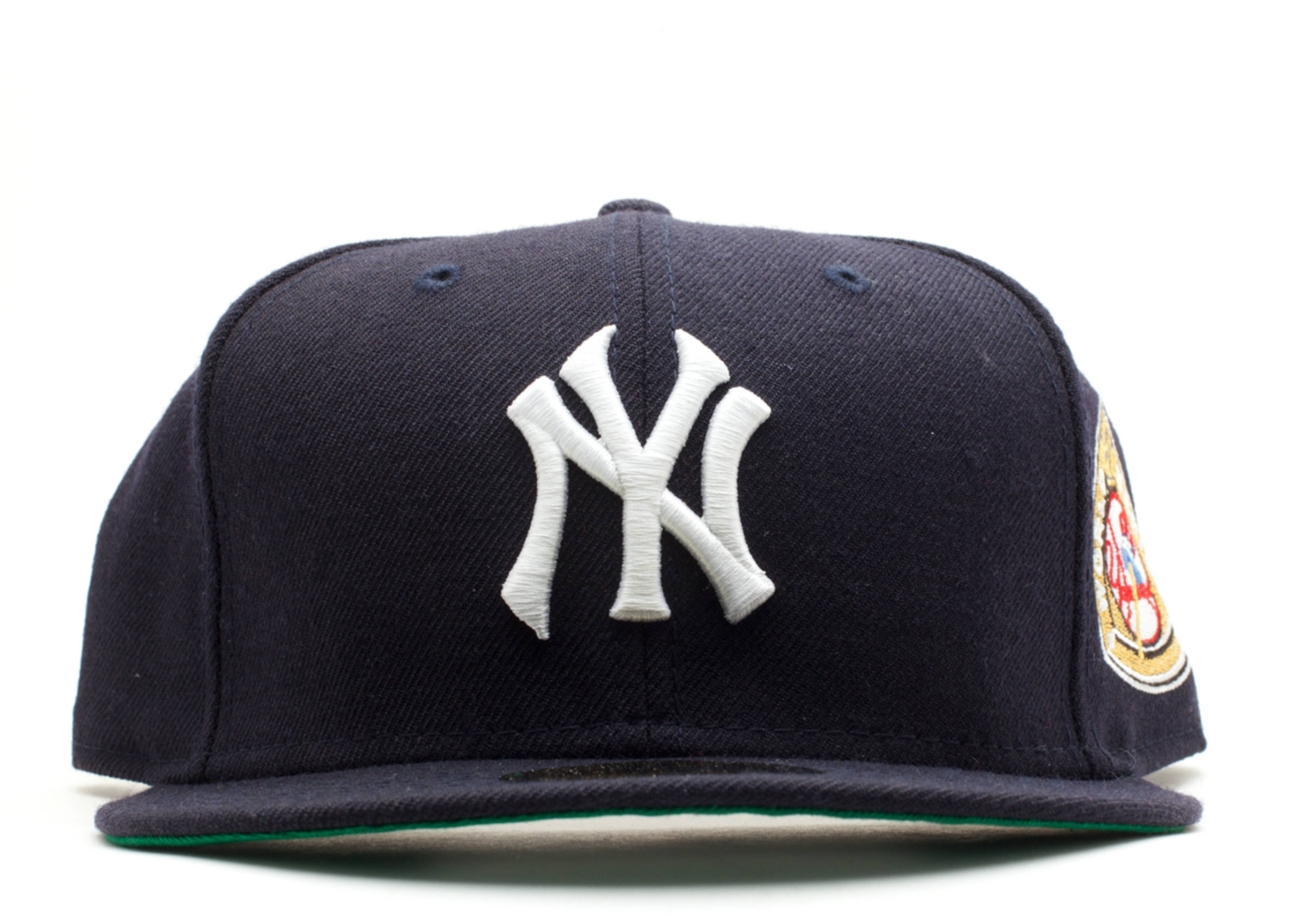 """new york yankees fitted """"1950 world series"""""""