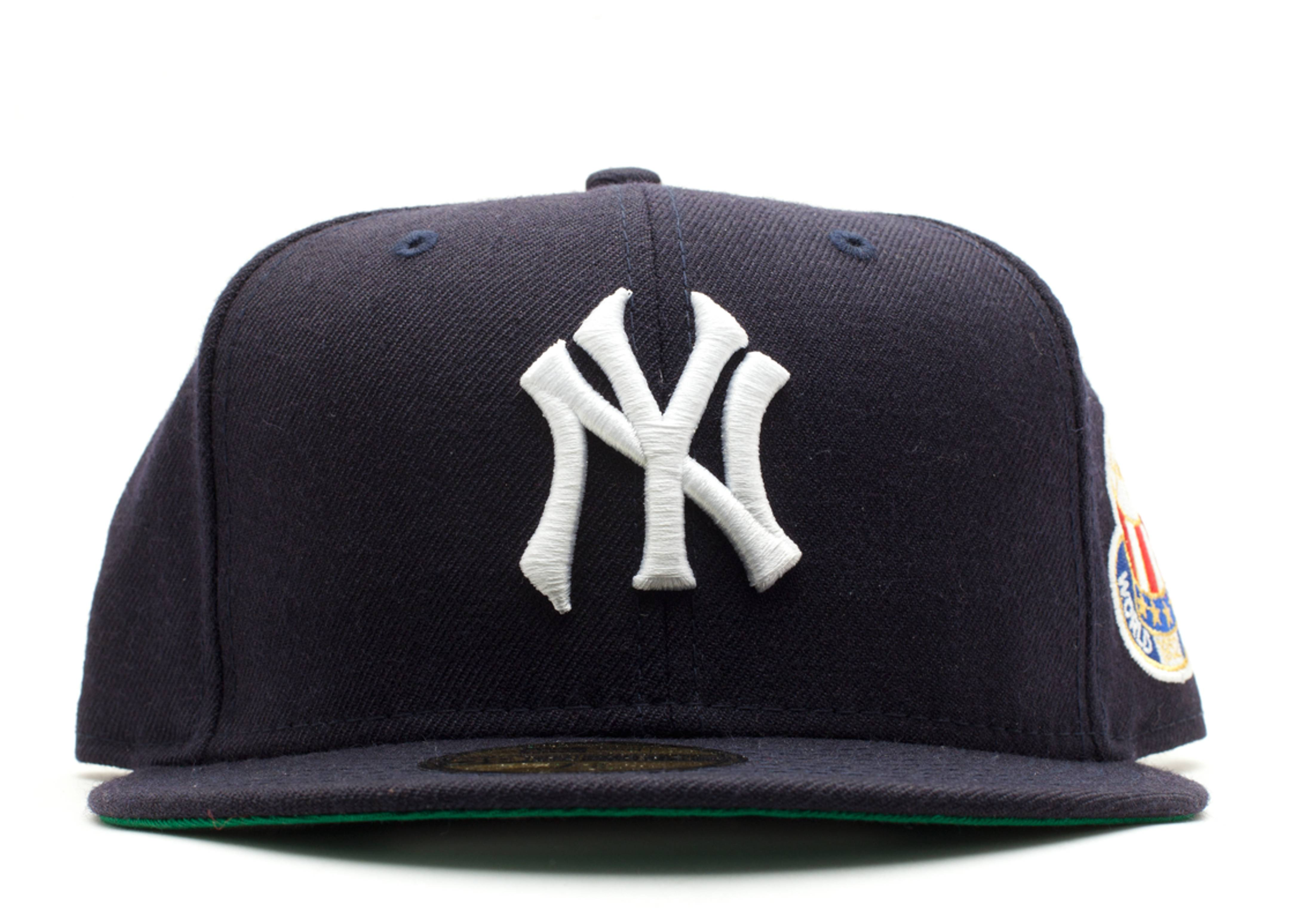 """new york yankees fitted """"1952 world series"""""""