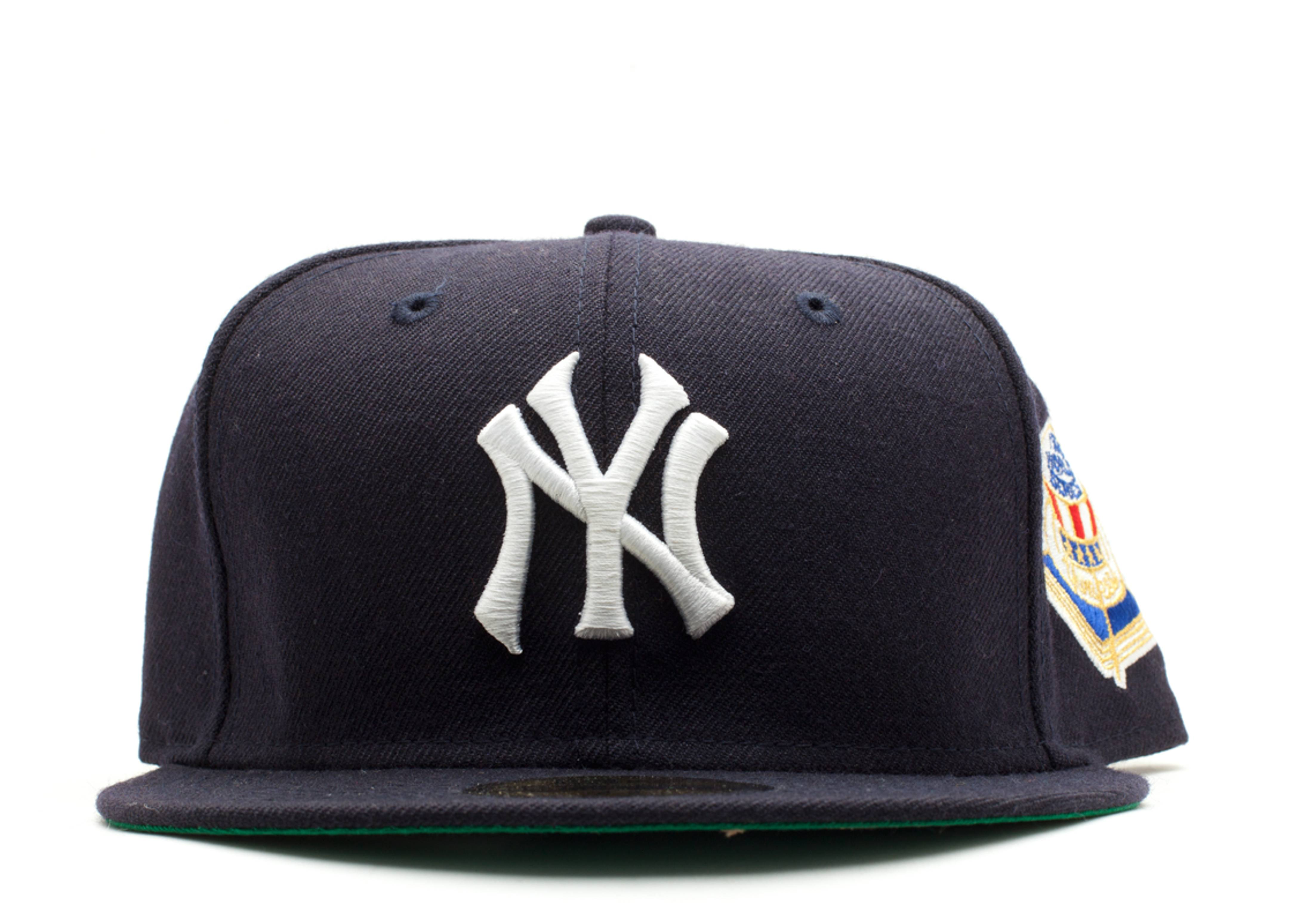 """new york yankees fitted """"1956 world series"""""""