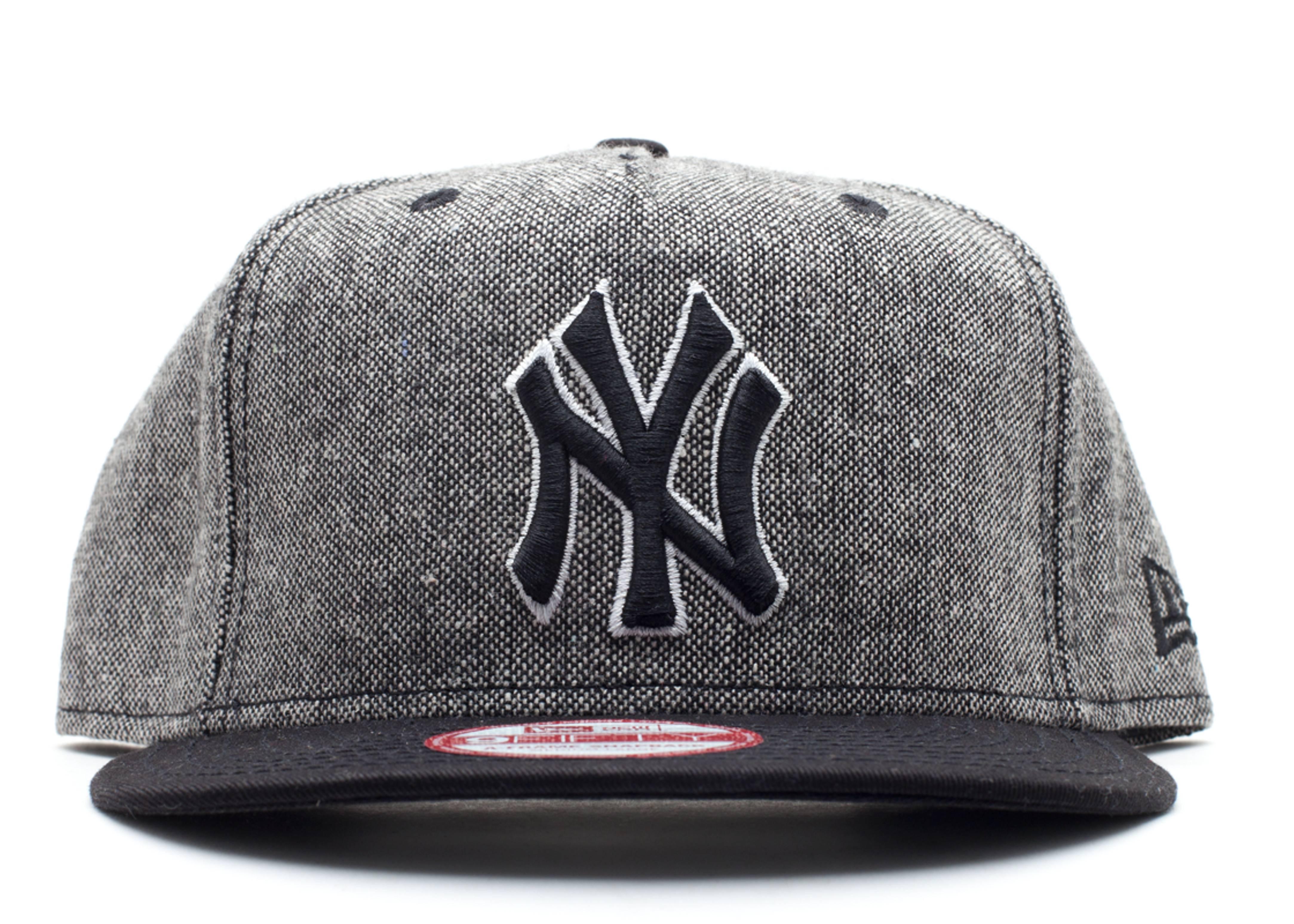 """new york yankees snap-back """"tweed"""""""