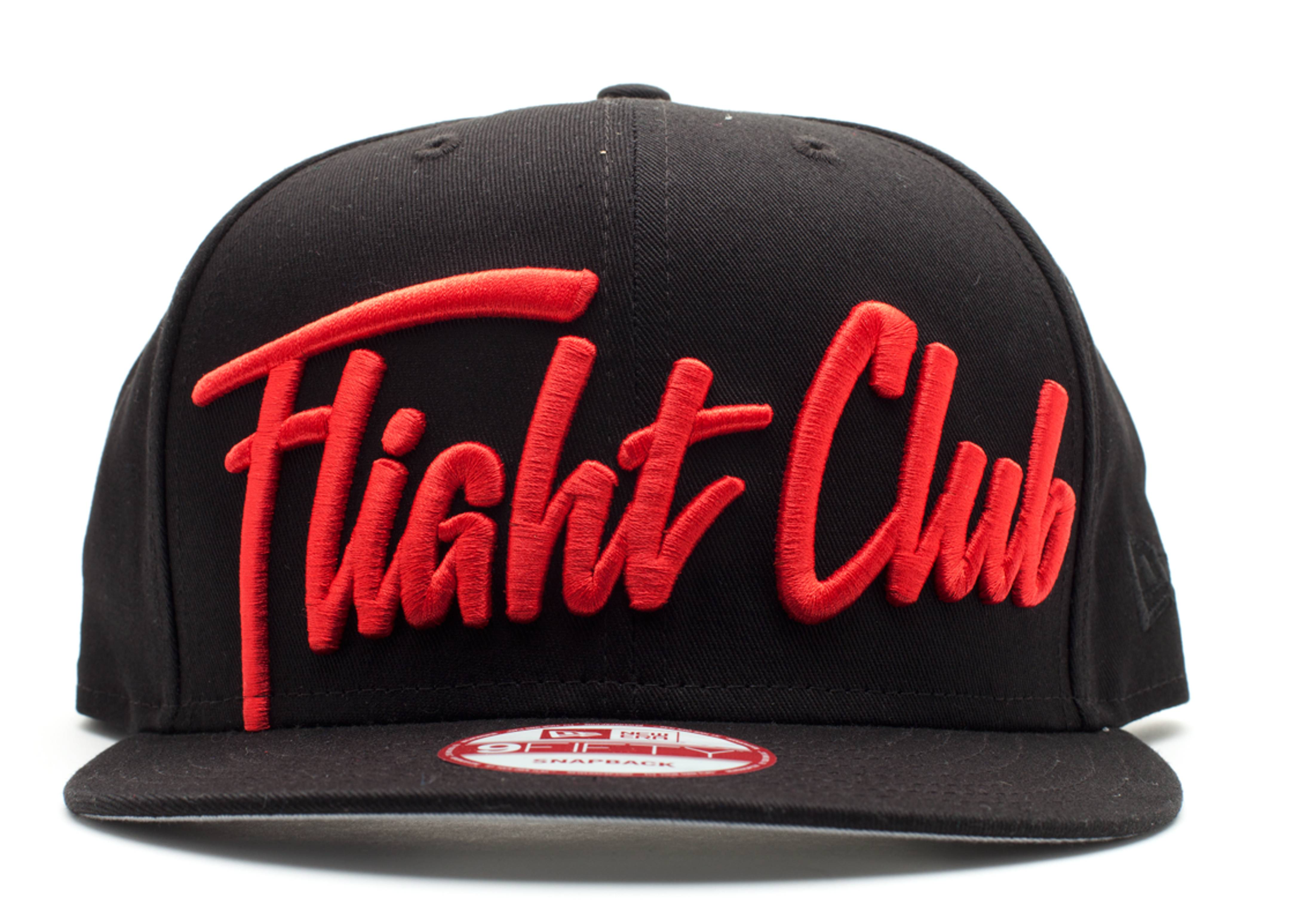 "new era x flight club snap-back ""script"""