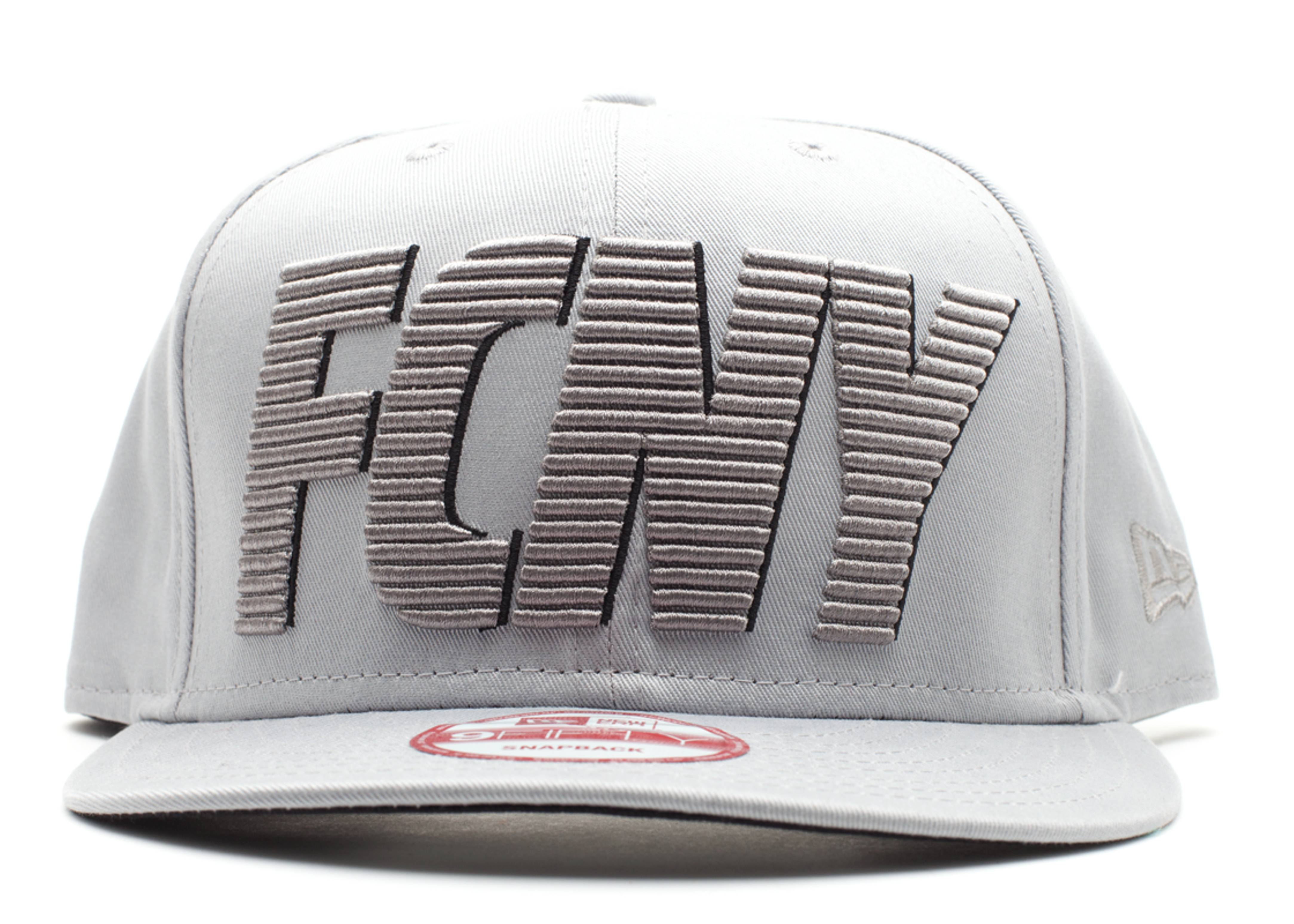 "new era x flight club snap-back ""shadow striper"""