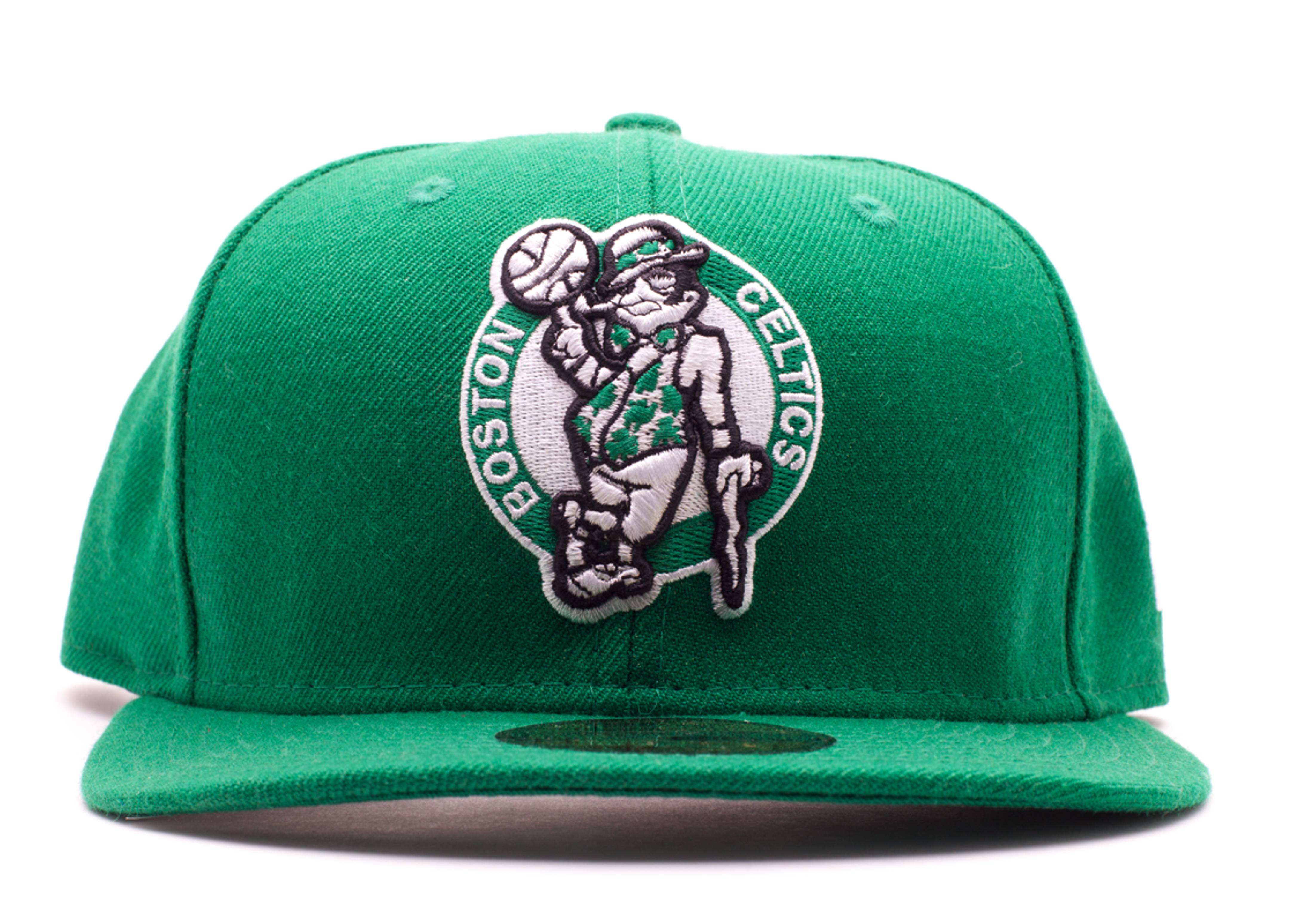 boston celtics fitted