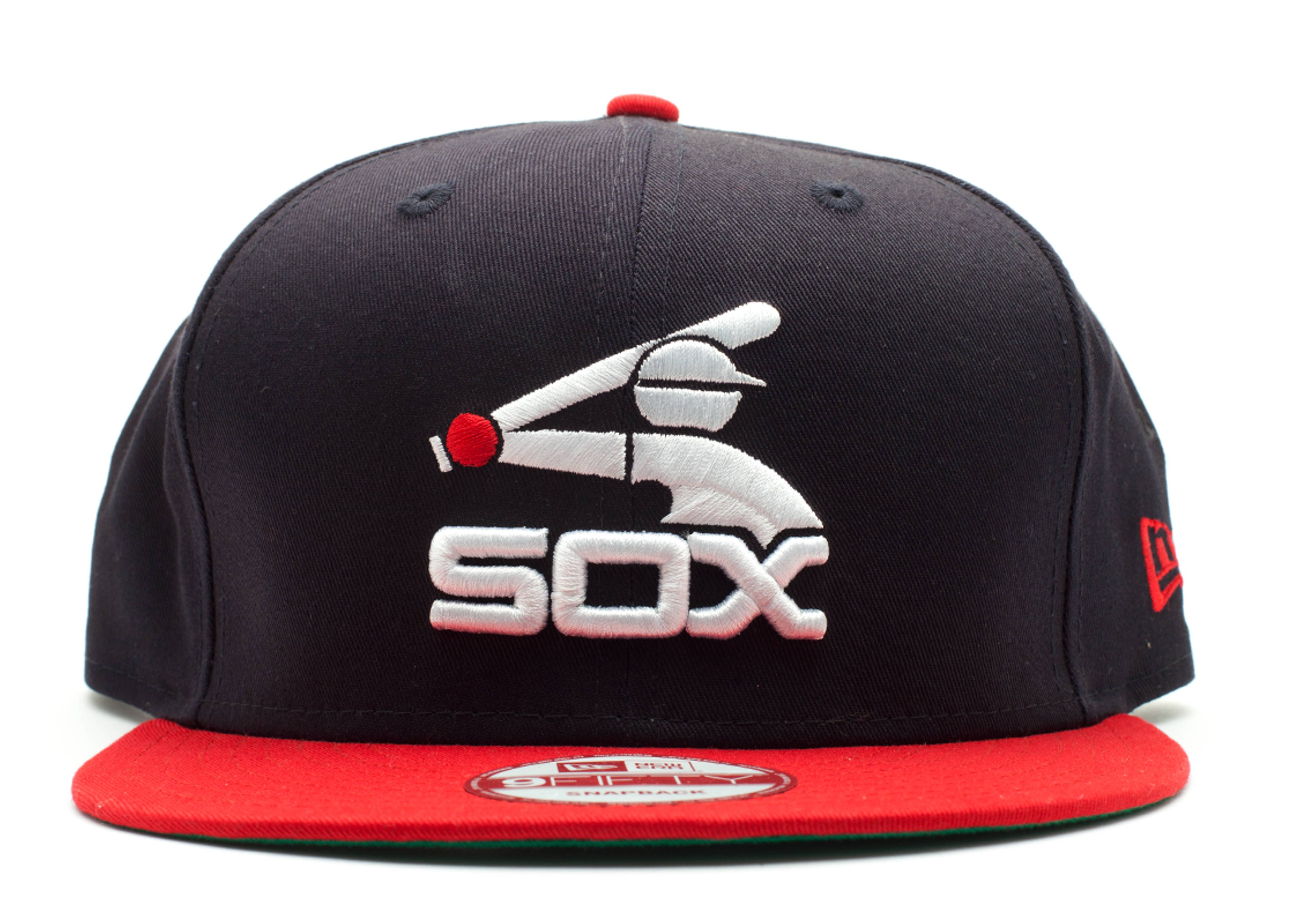 boston white sox snap-back