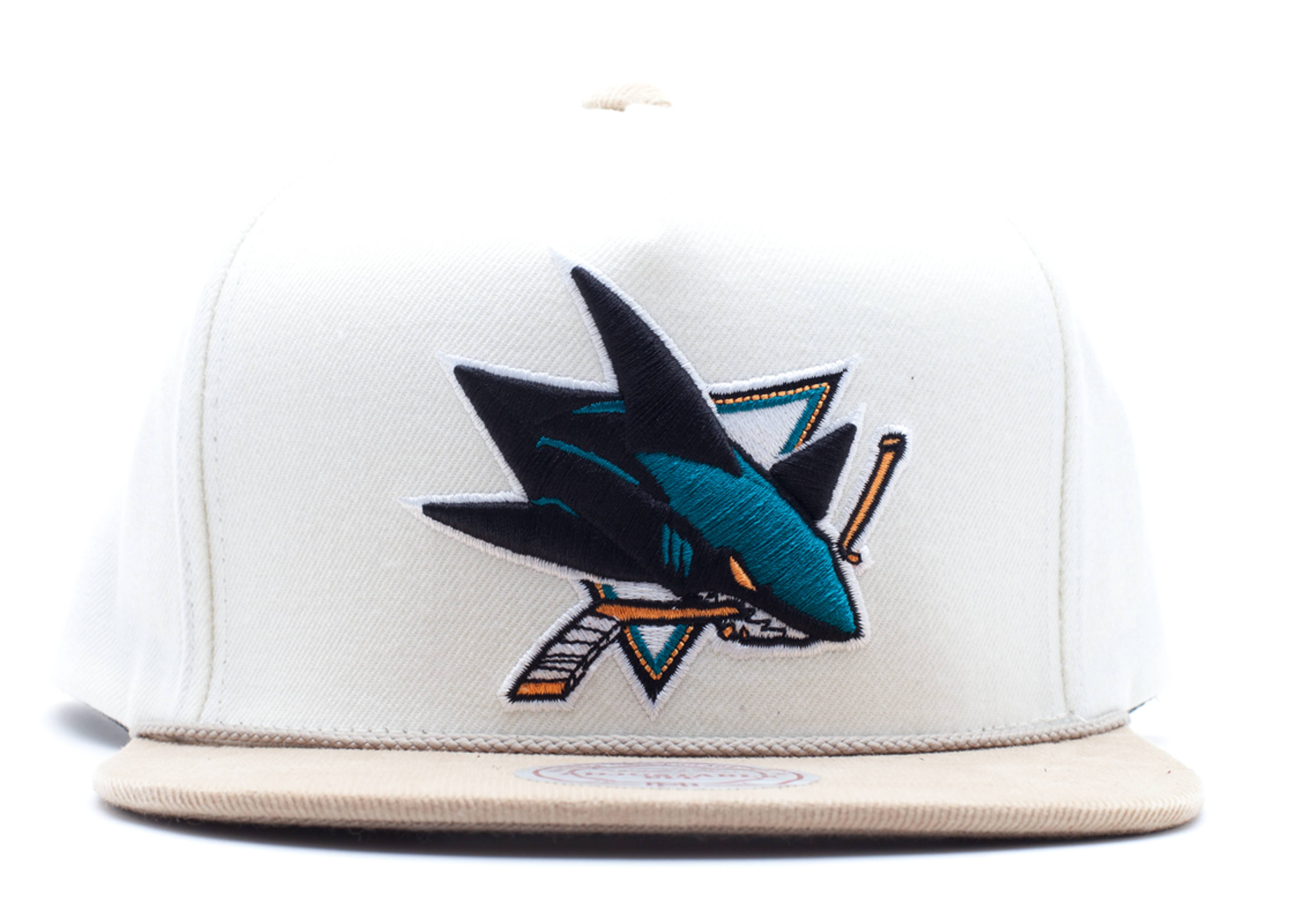 "san jose sharks snap-back ""strap-back"""