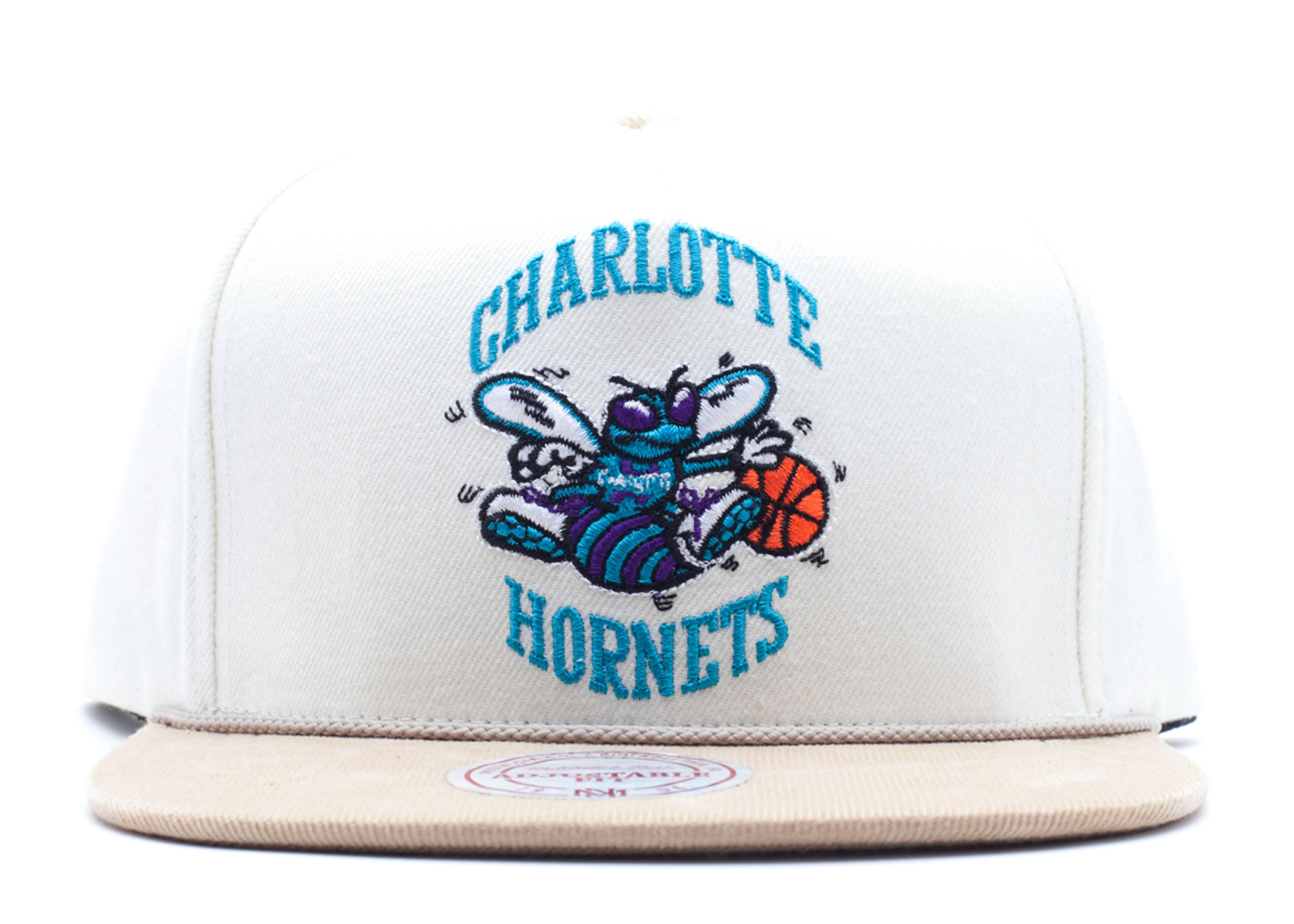 """charlotte hornets snap-back """"strap-back"""""""