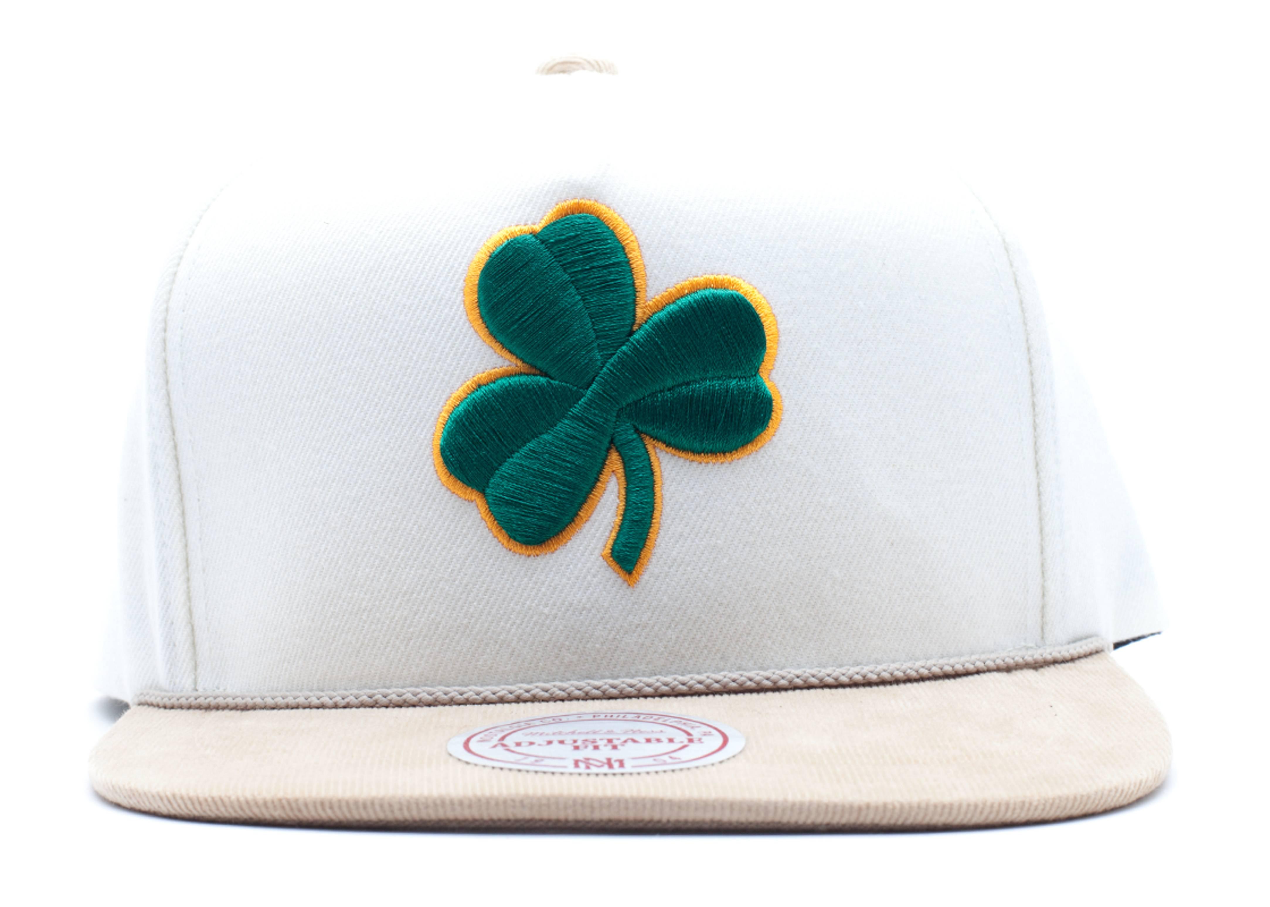 """boston celtics snap-back """"strap-back"""""""