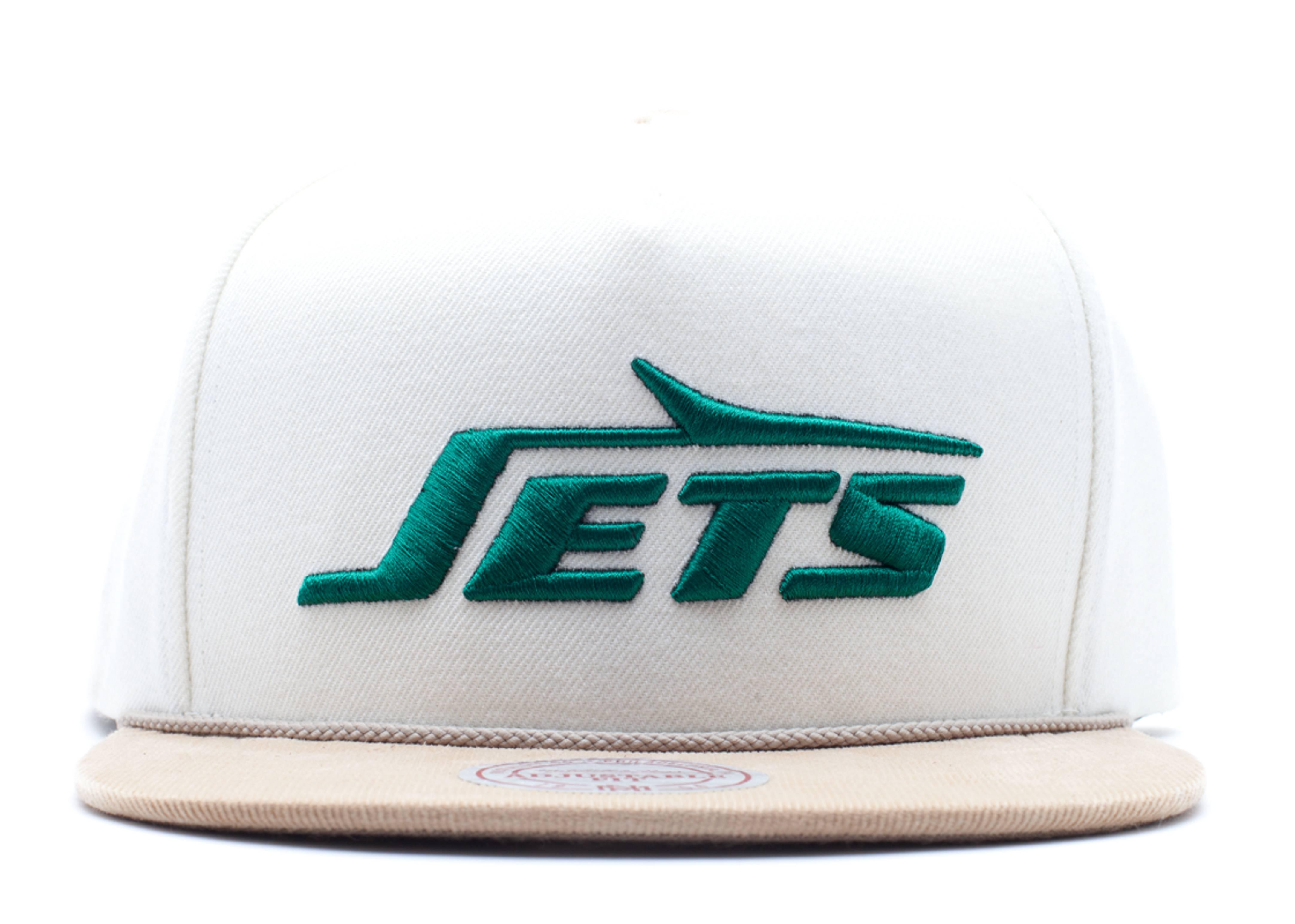 """new york jets snap-back """"strap-back"""""""