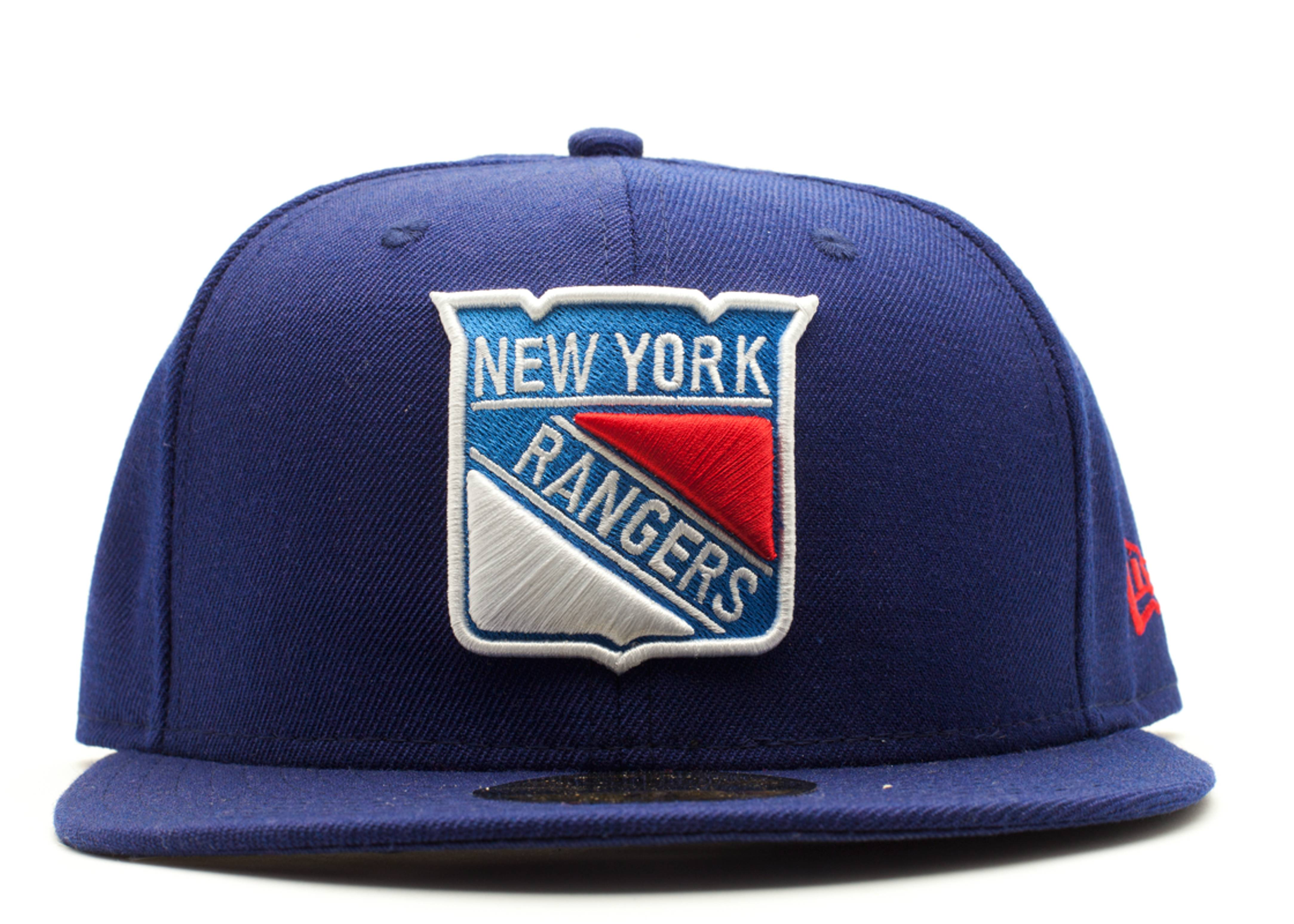 new york rangers fitted