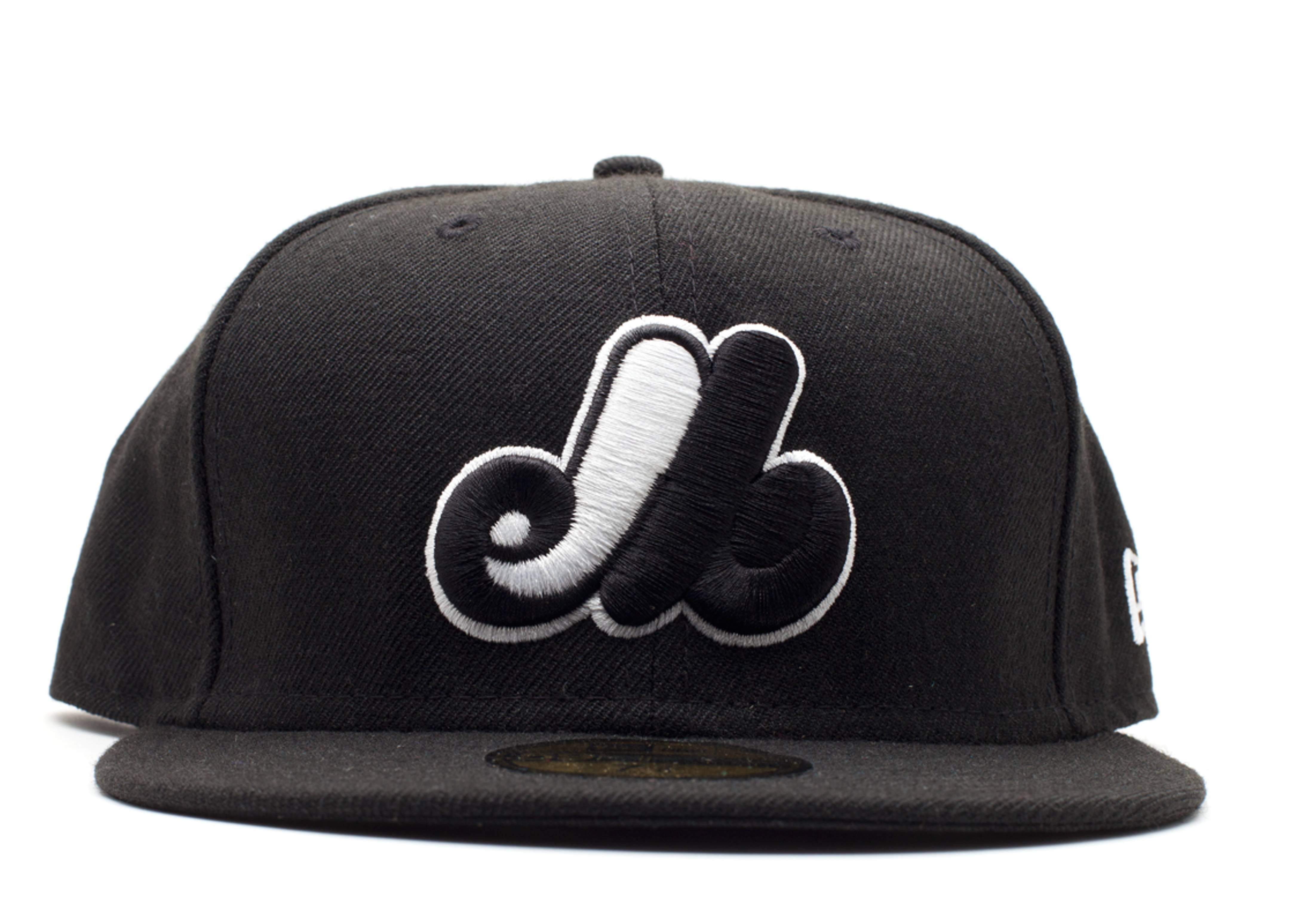 montreal expos fitted