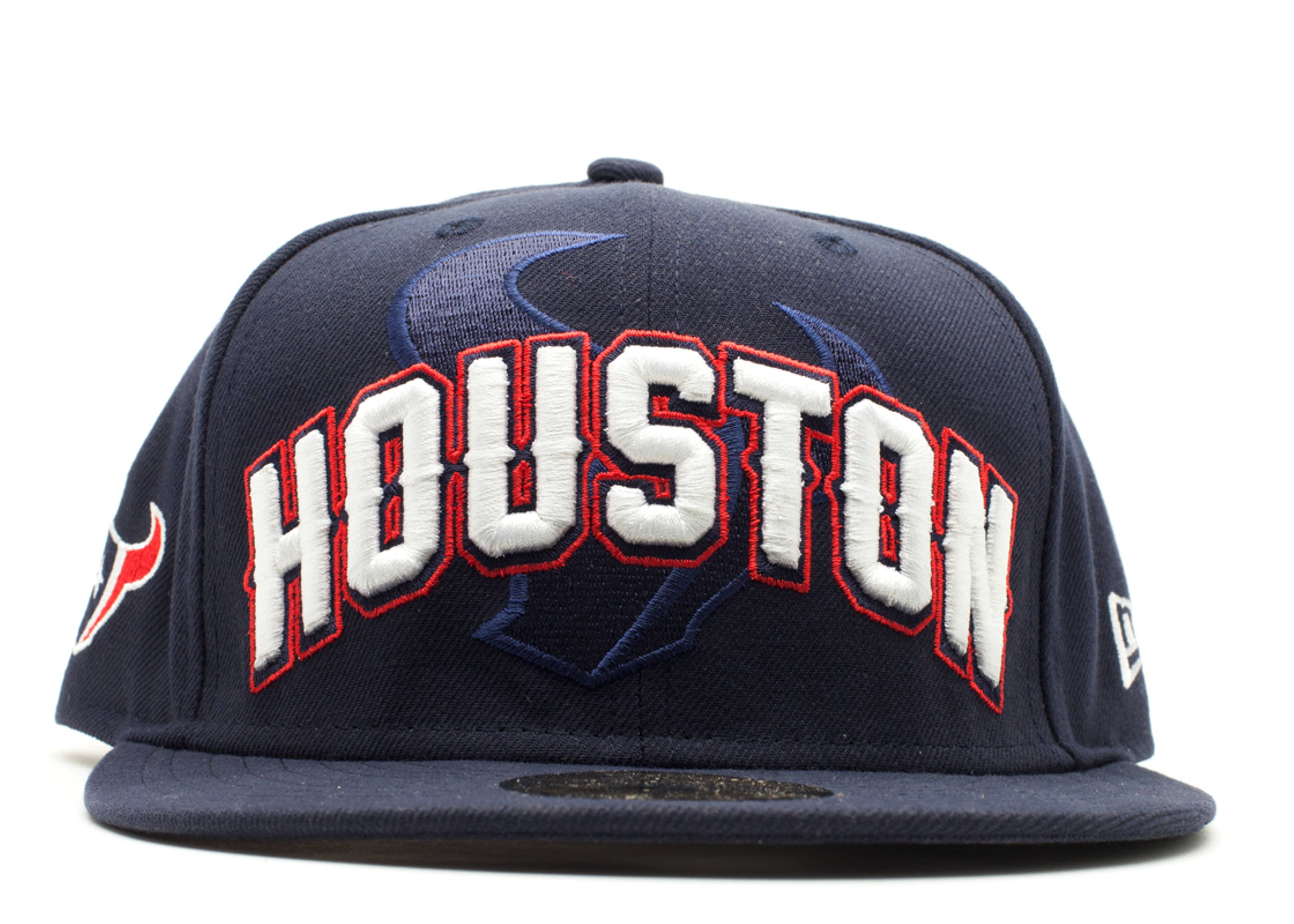 houston texans fitted