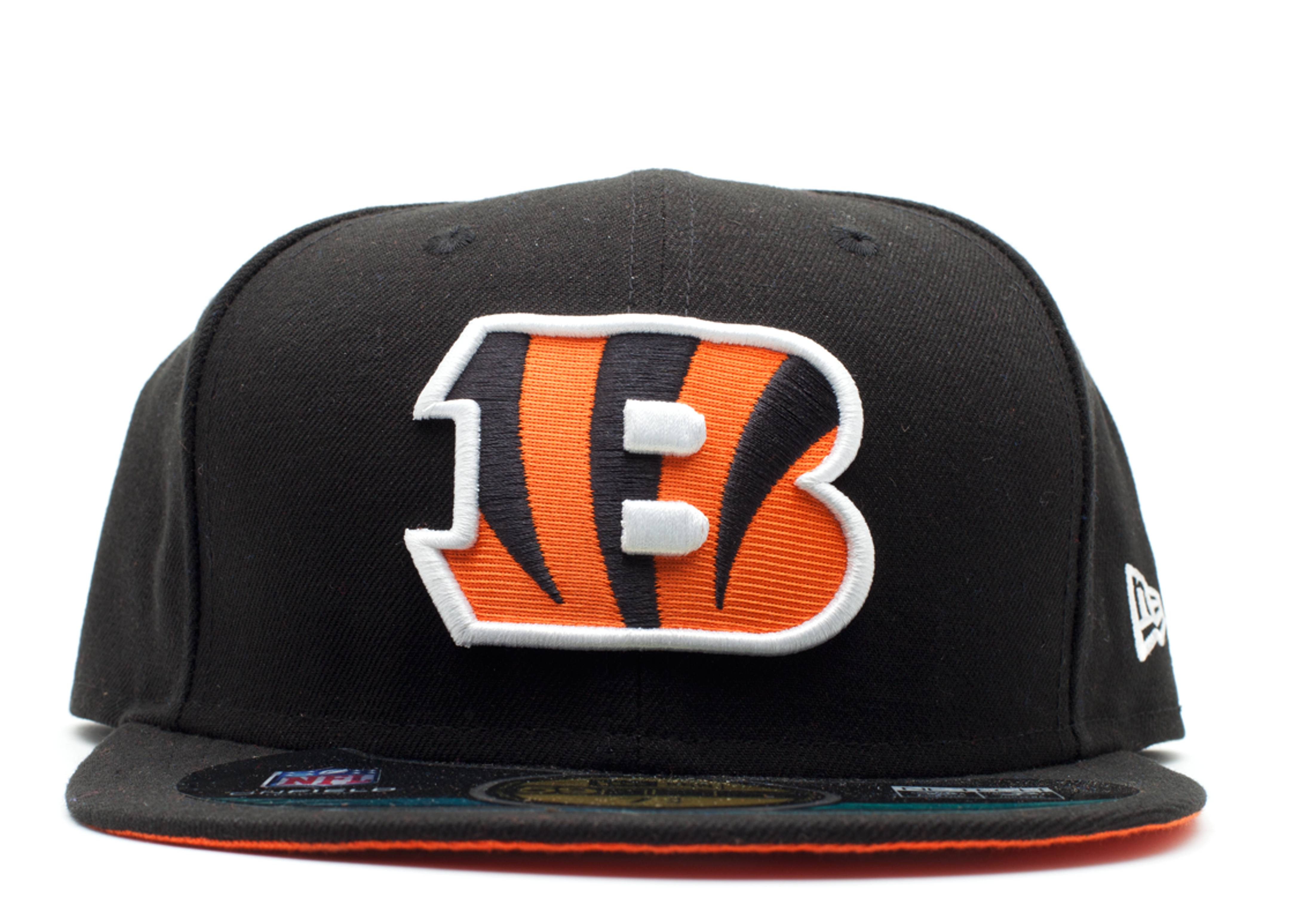 cincinnati bengals fitted