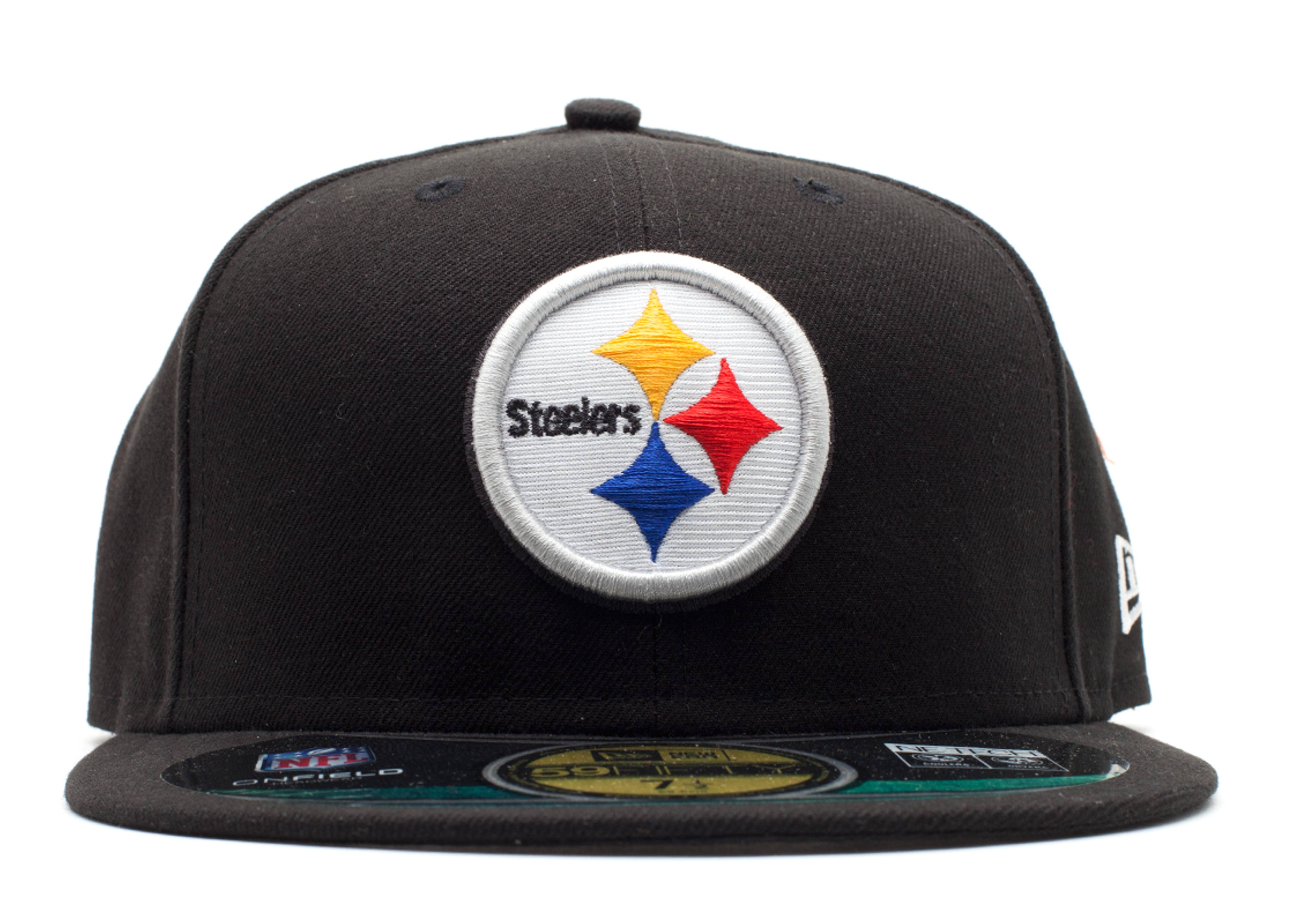 pittsburgh steelers fitted