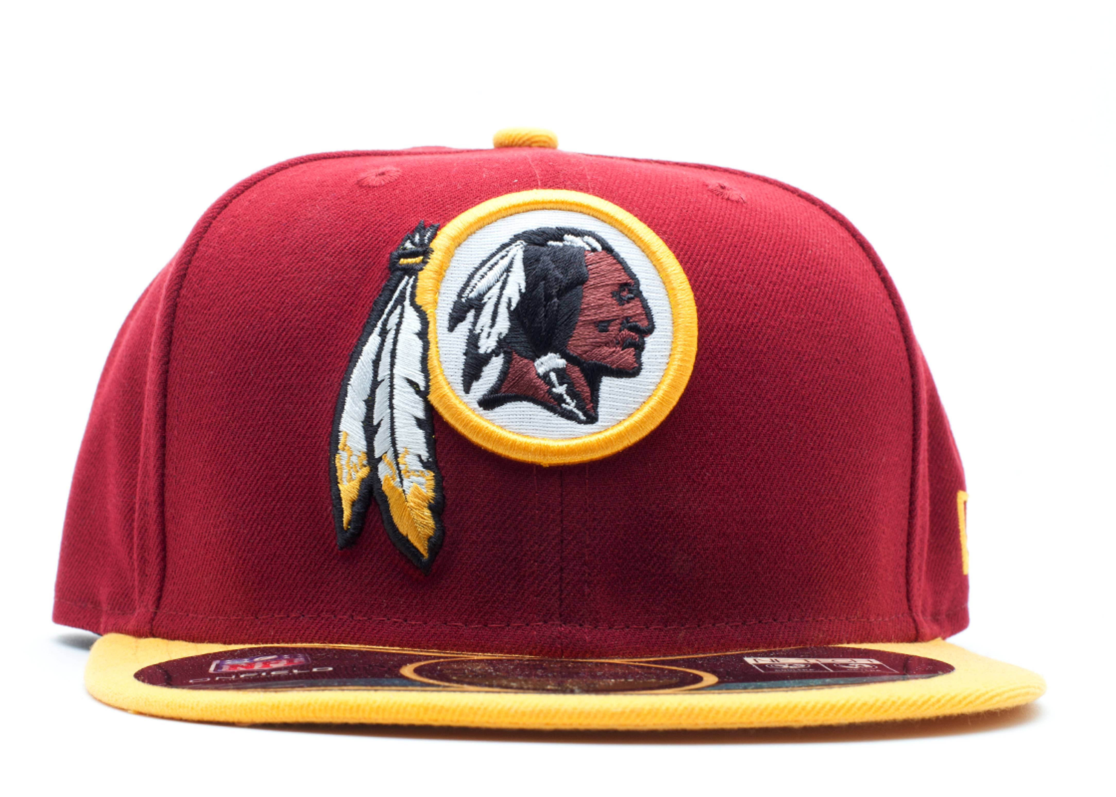 washington redskins fitted
