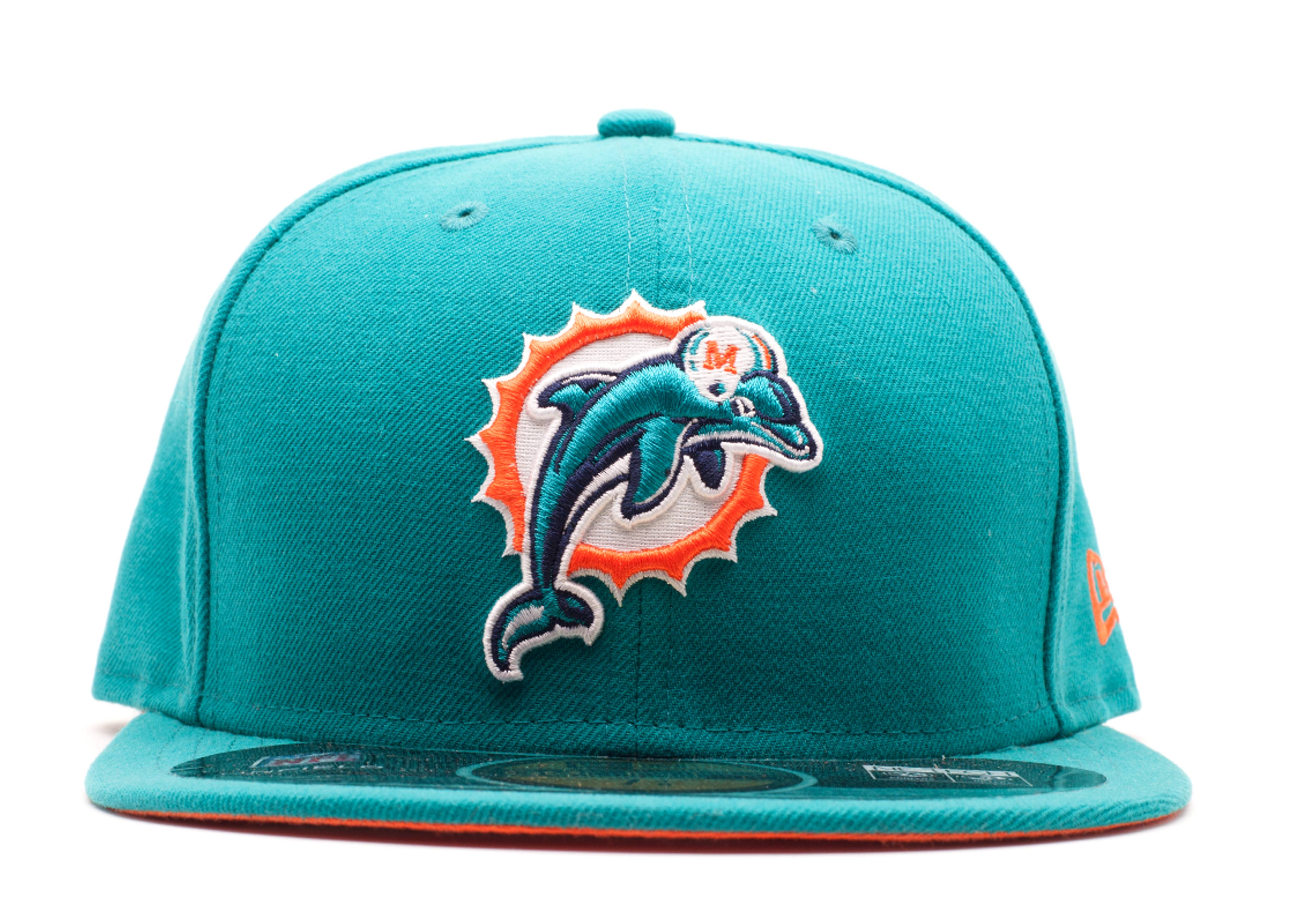 miami dolphins fitted