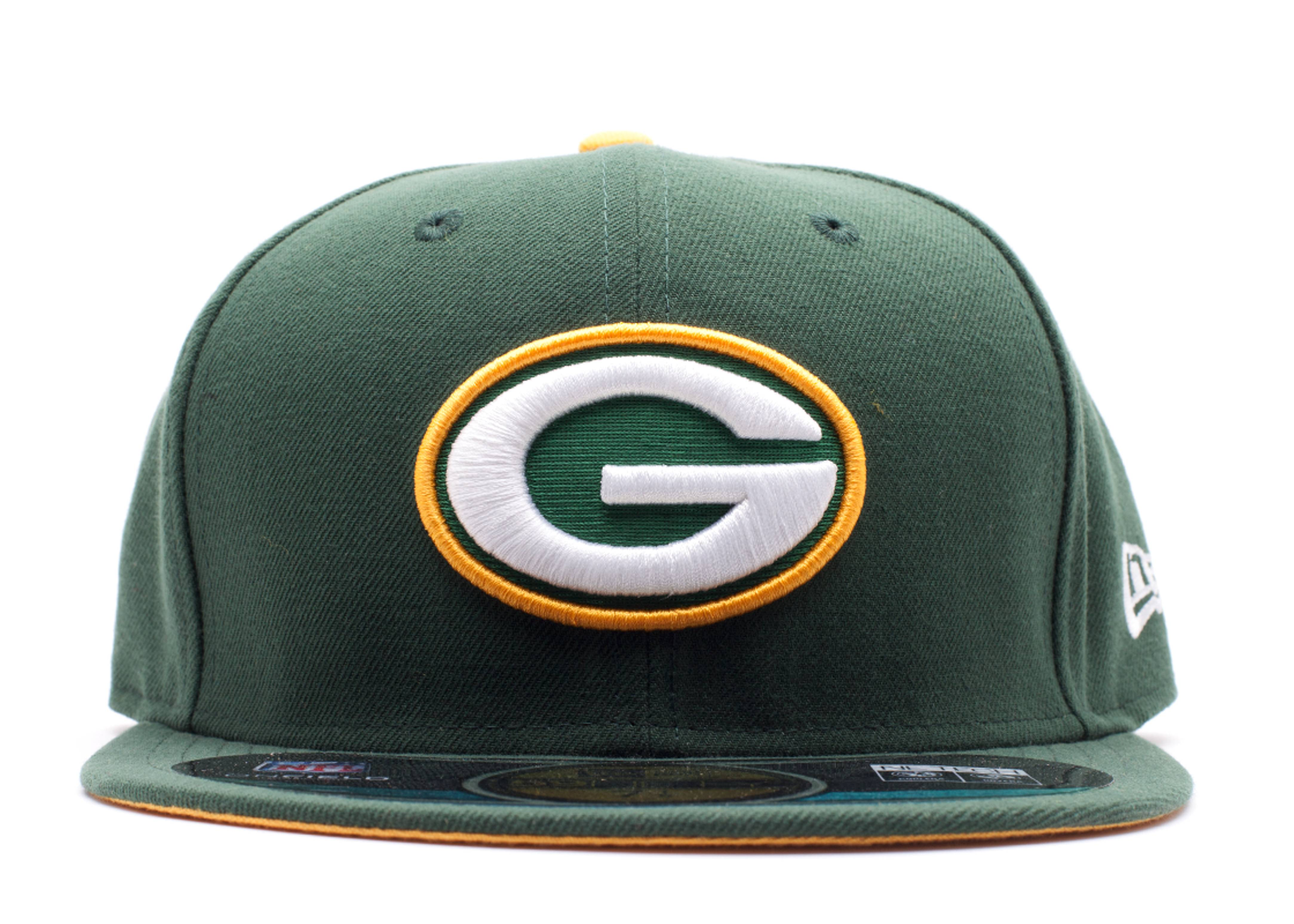 green bay packers fitted
