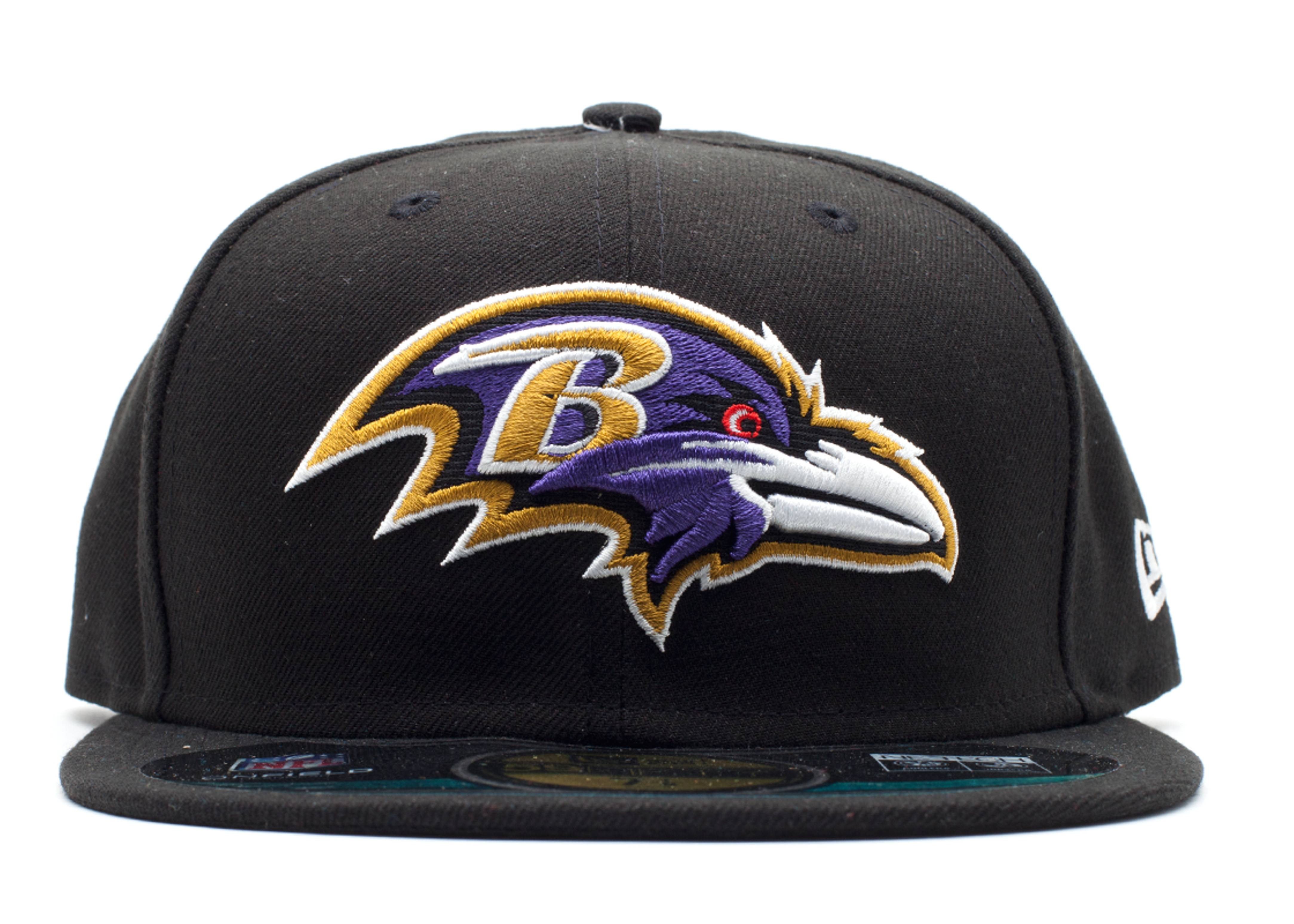 baltimore ravens fitted