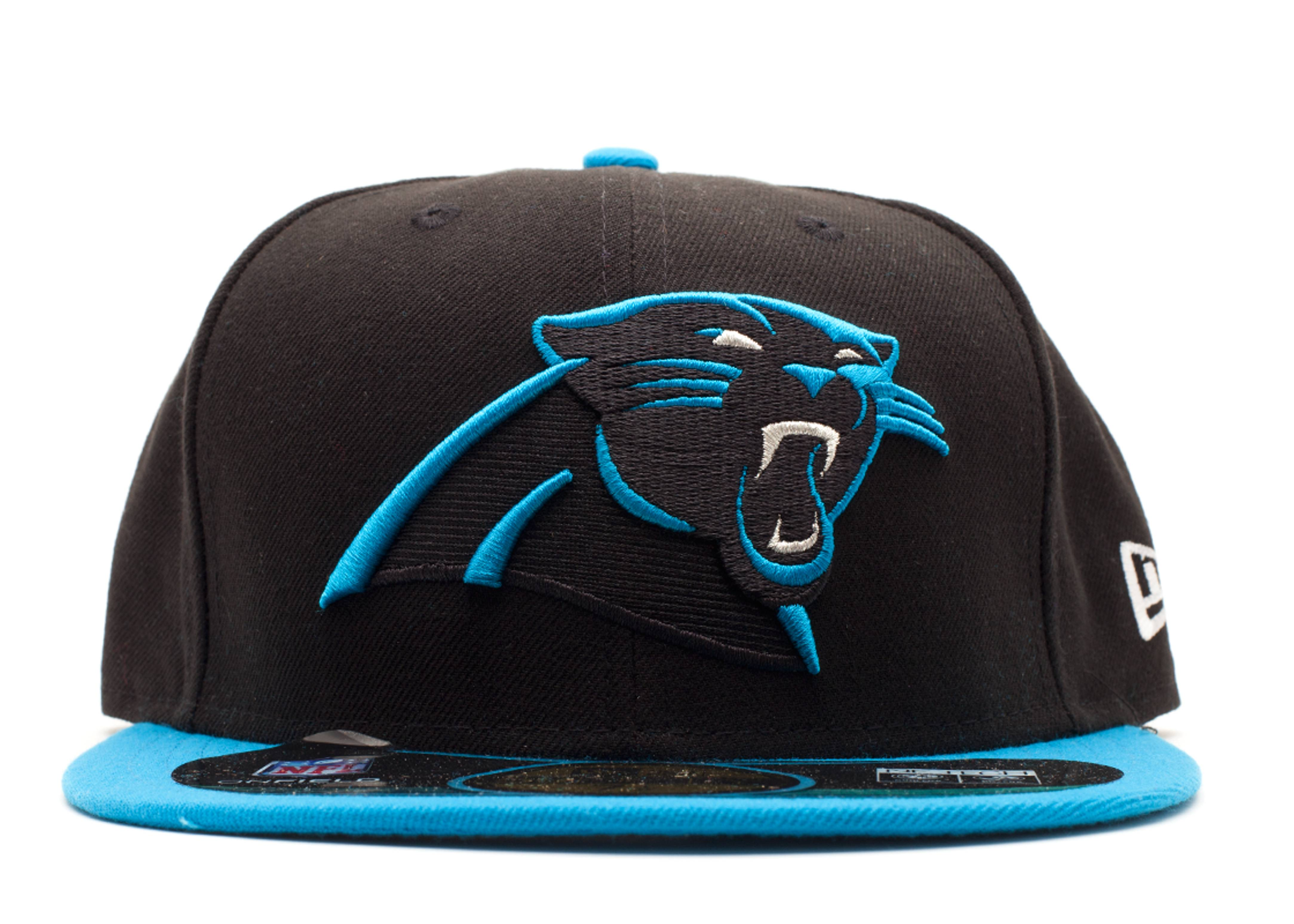 carolina panthers fitted