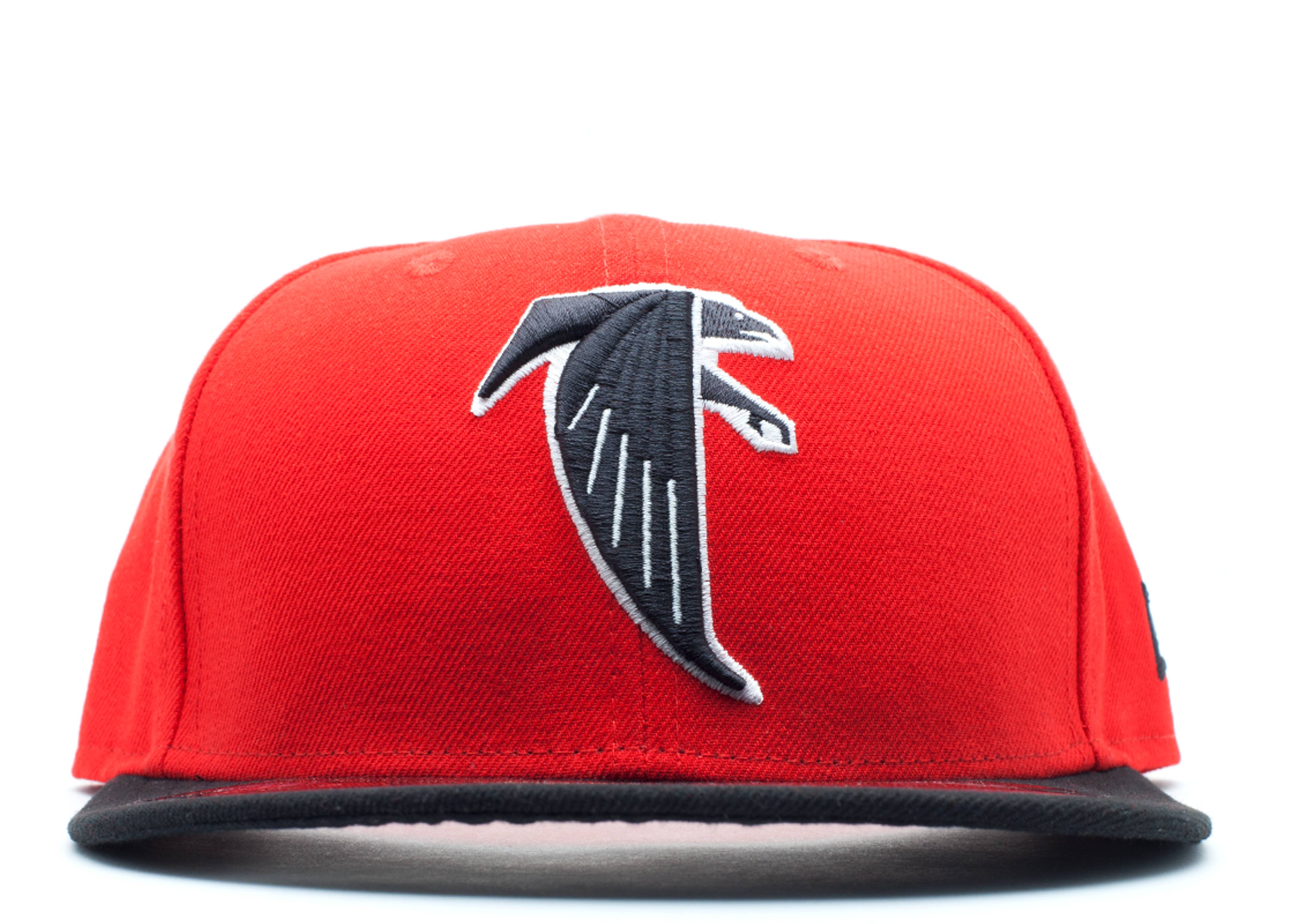 atlanta falcons fitted