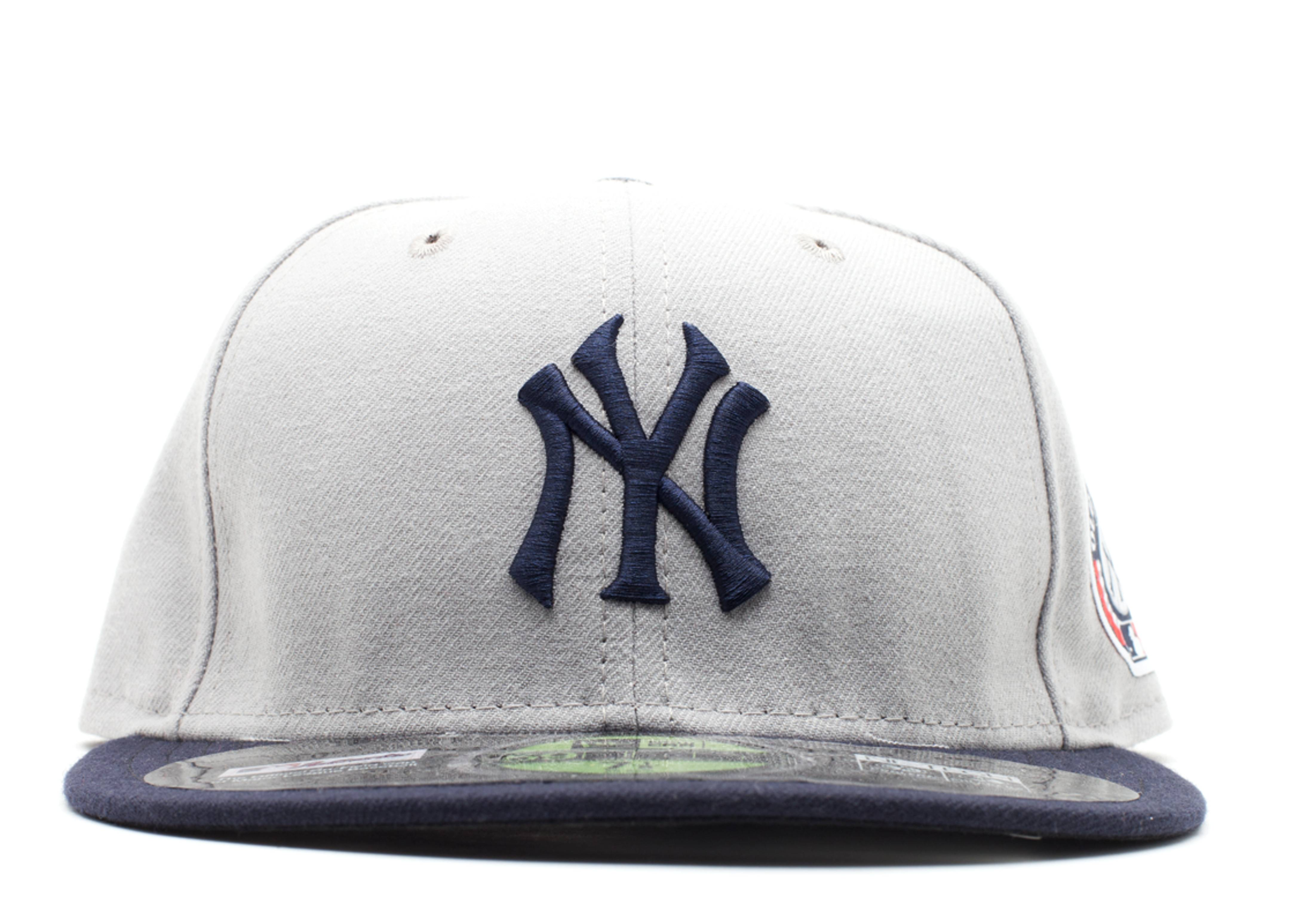 """new york yankees fitted """"old-timers day"""""""