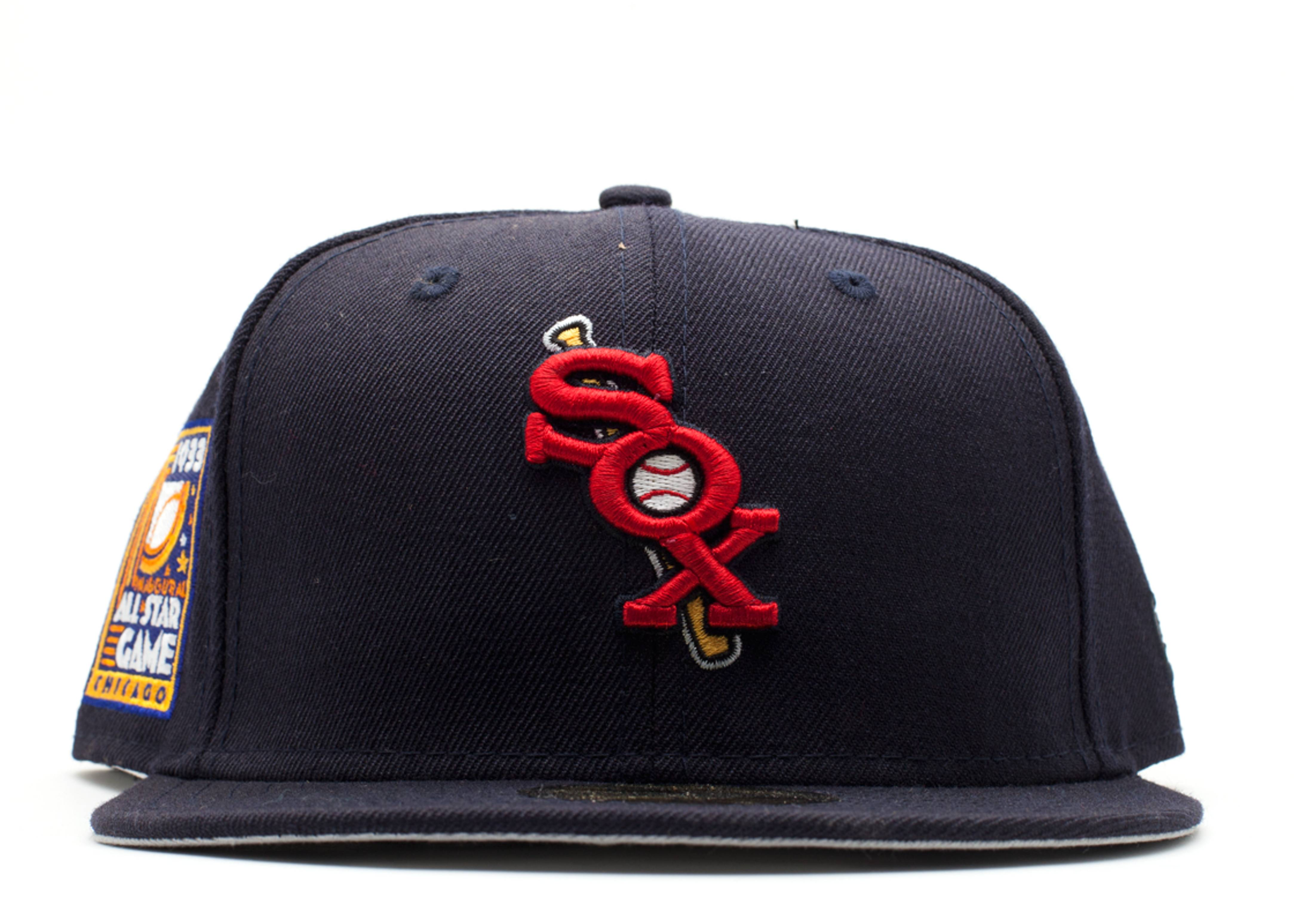 """chicago white sox fitted """"1933 all-star game"""""""