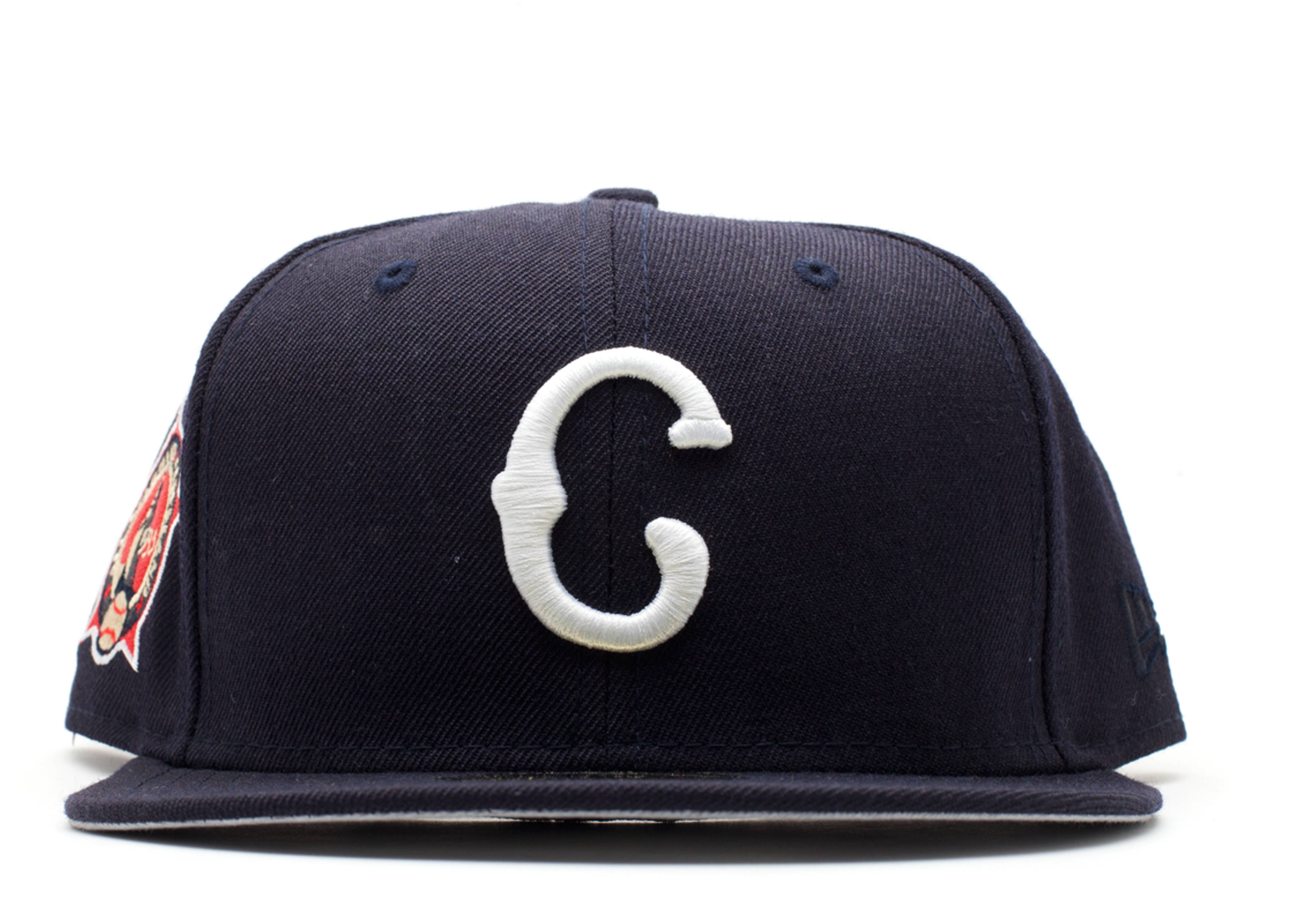 """cleveland indians fitted """"1935 all-star game"""""""