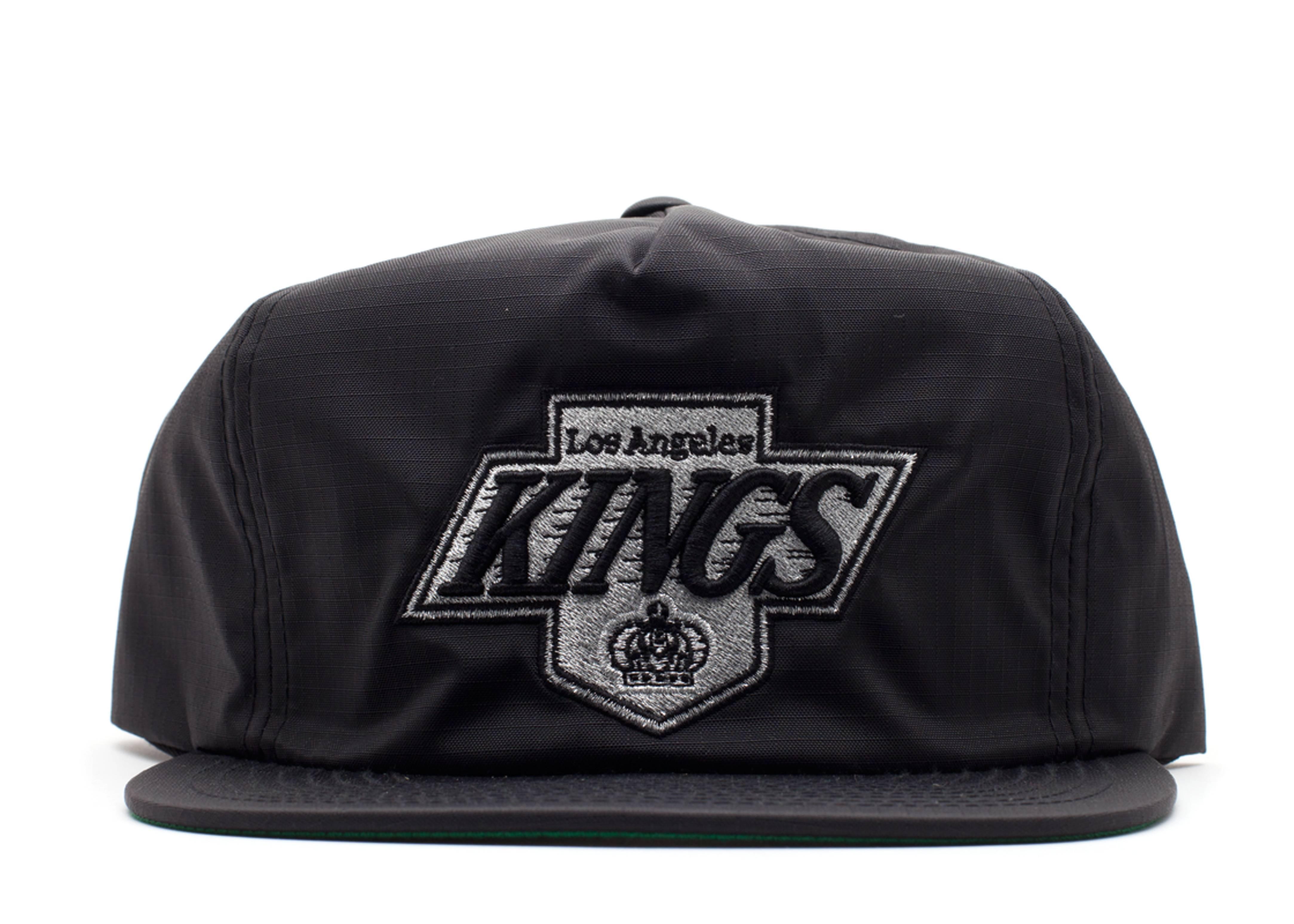 """los angeles kings snap-back """"zip-back"""""""
