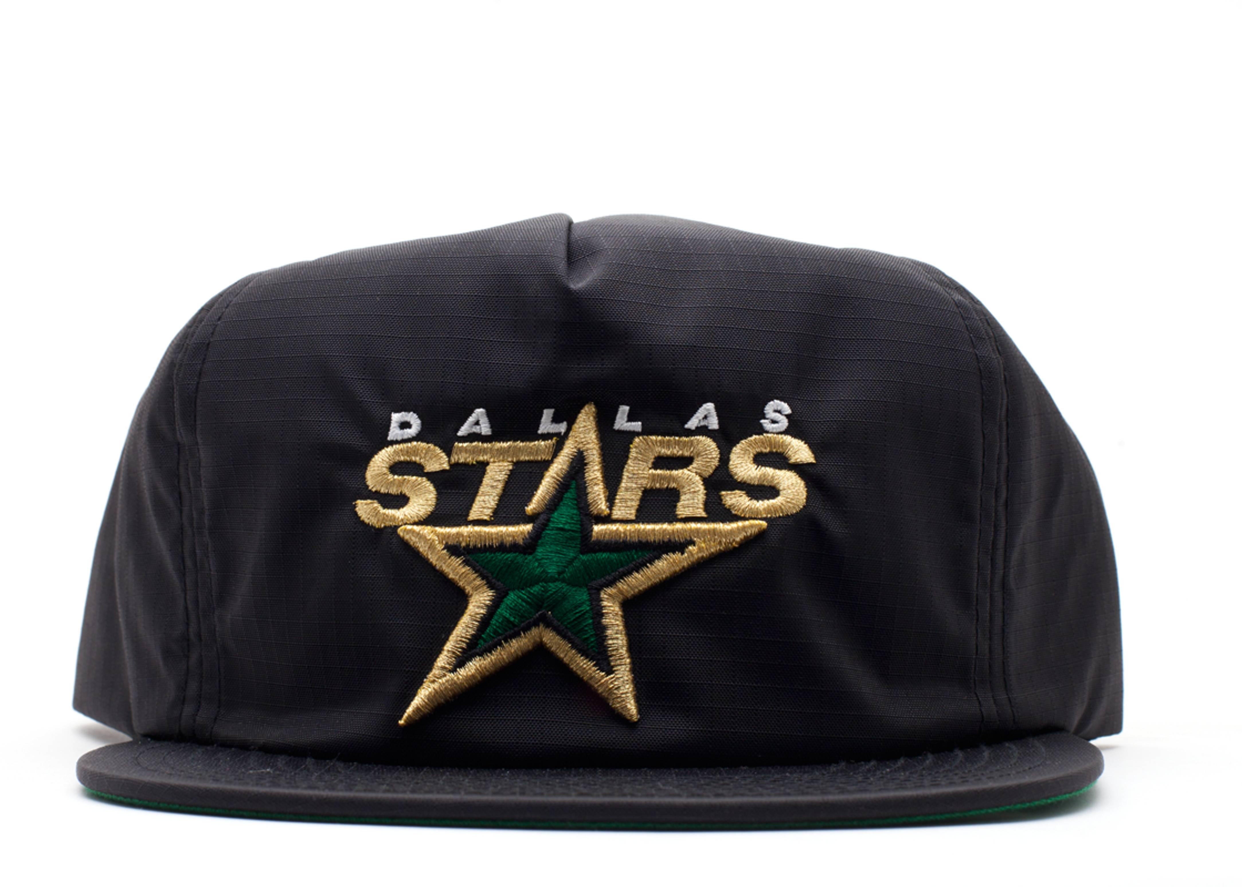 "dallas stars snap-back ""zip-back"""