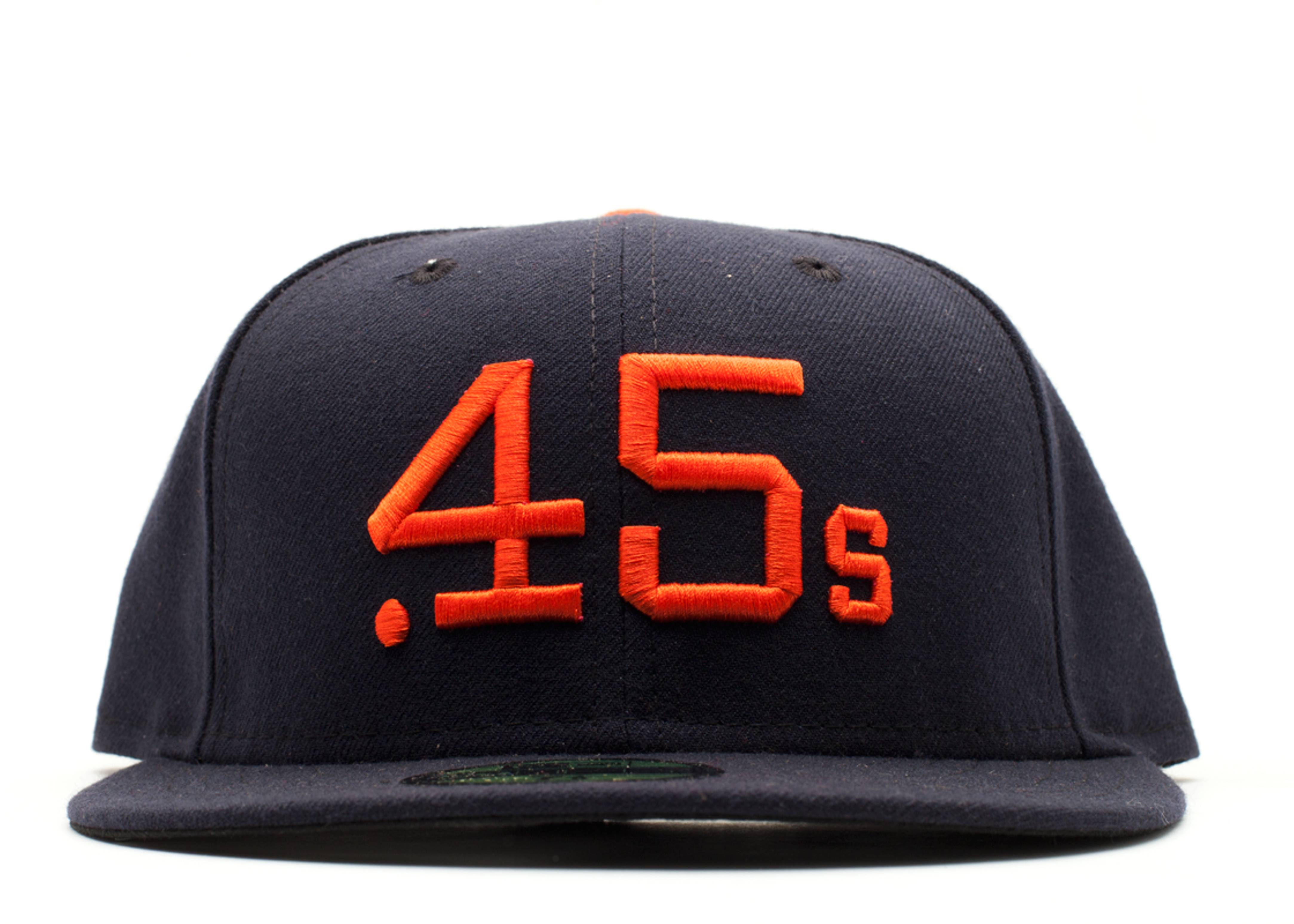 "houston colt .45s fitted ""turn back the clock"""