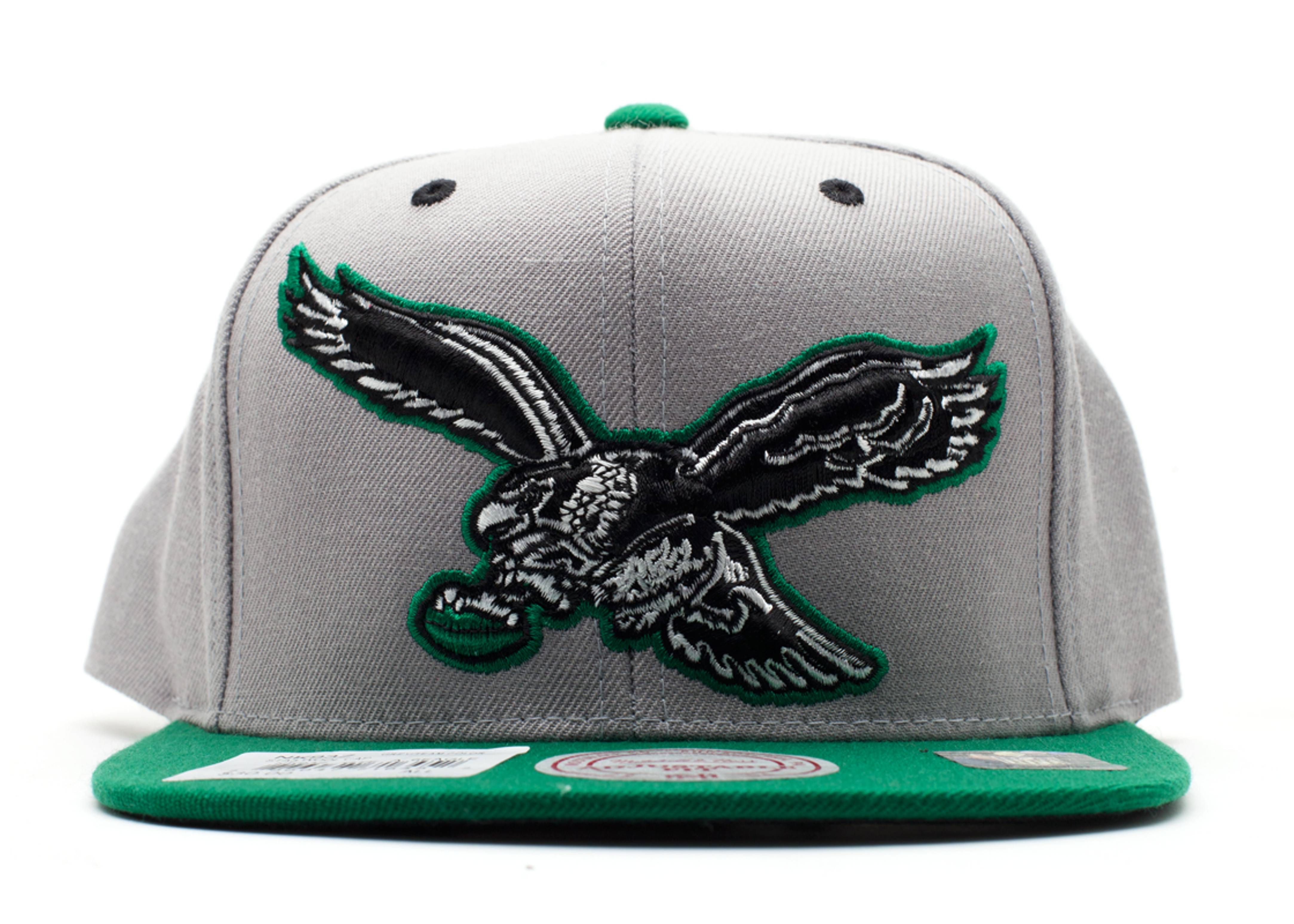 "philadelphia eagles snap-back ""velcro-back"""