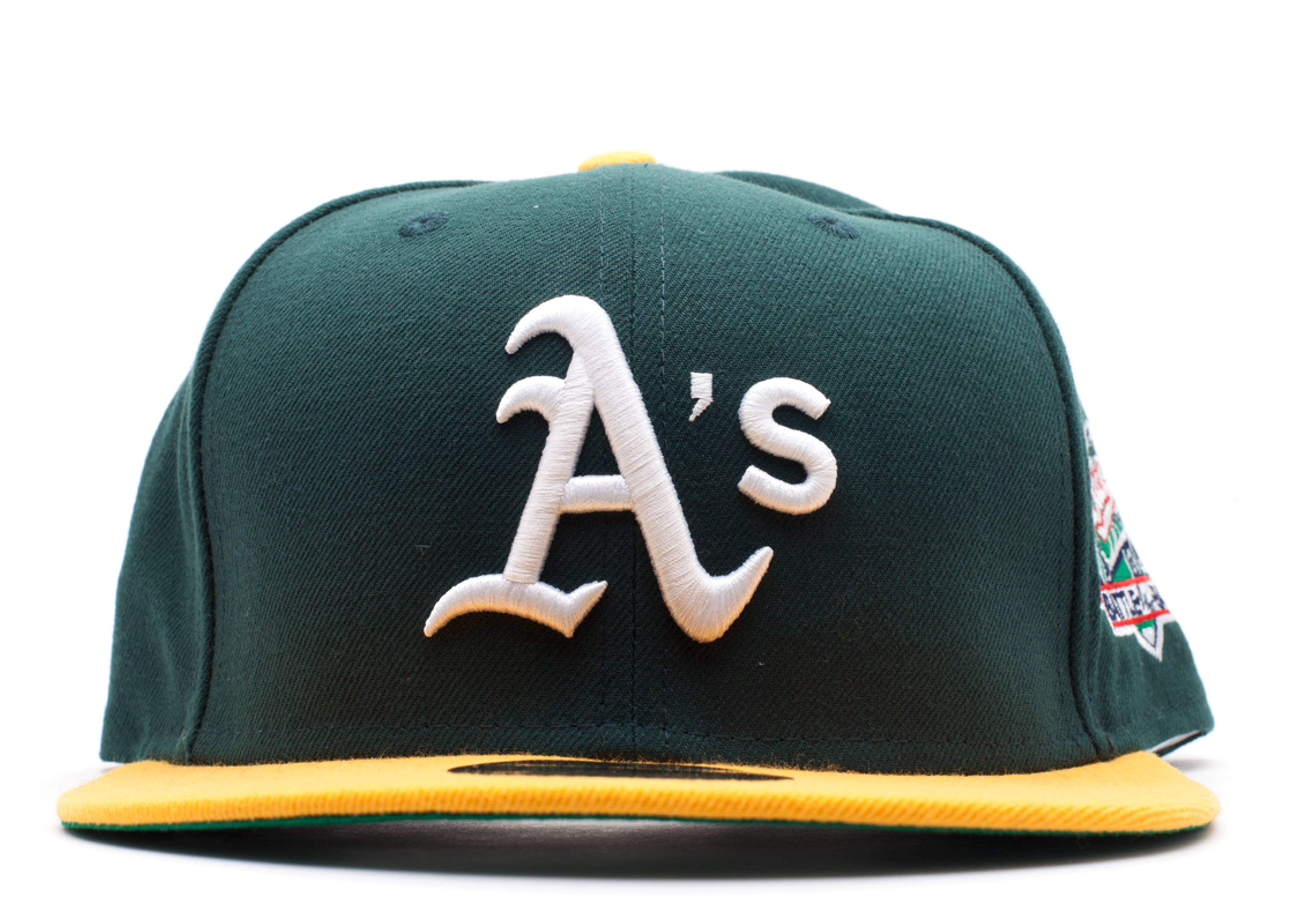 """oakland athletics fitted """"1989 world series """"battle of the bay"""""""""""