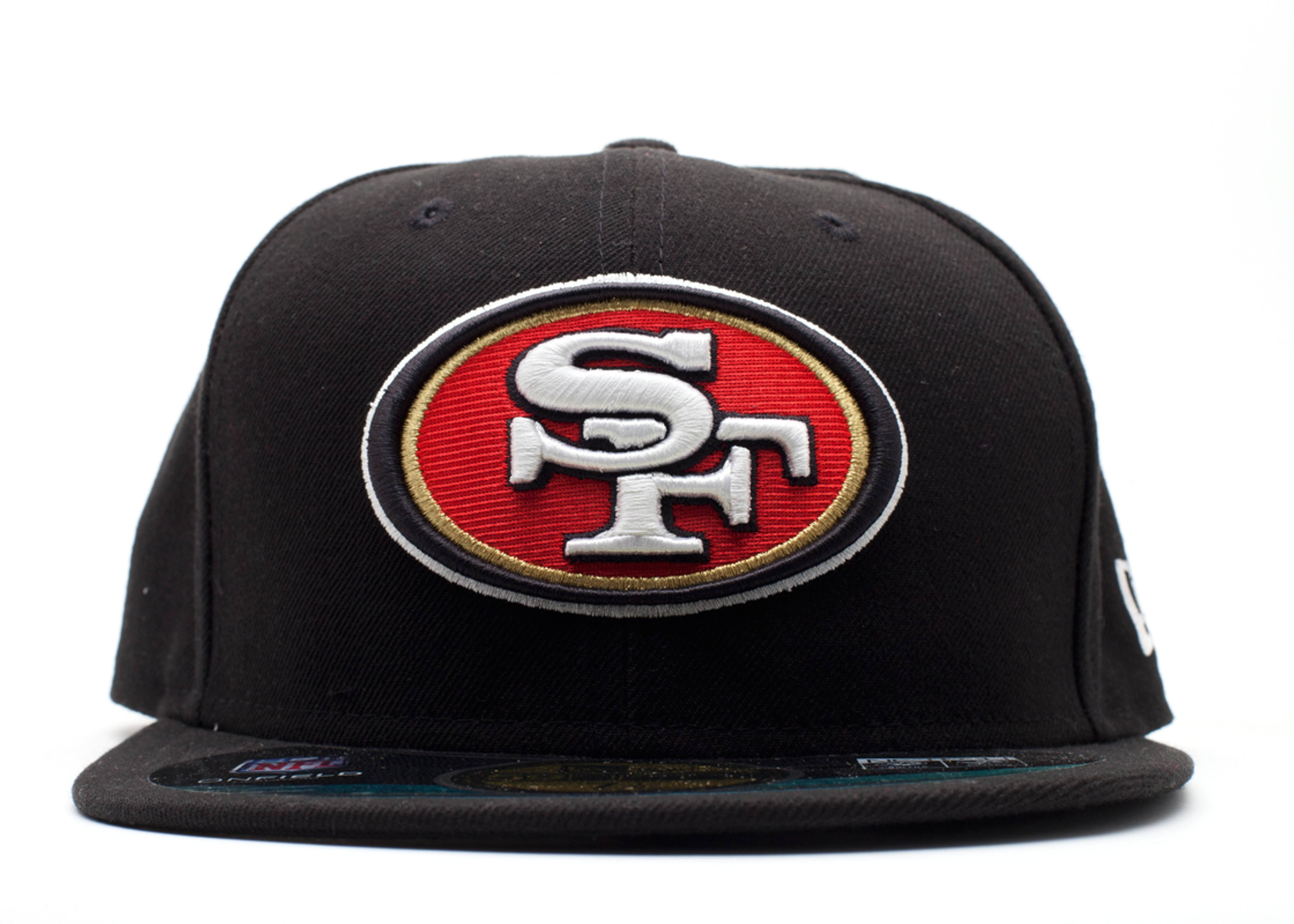 san francisco 49ers fitted