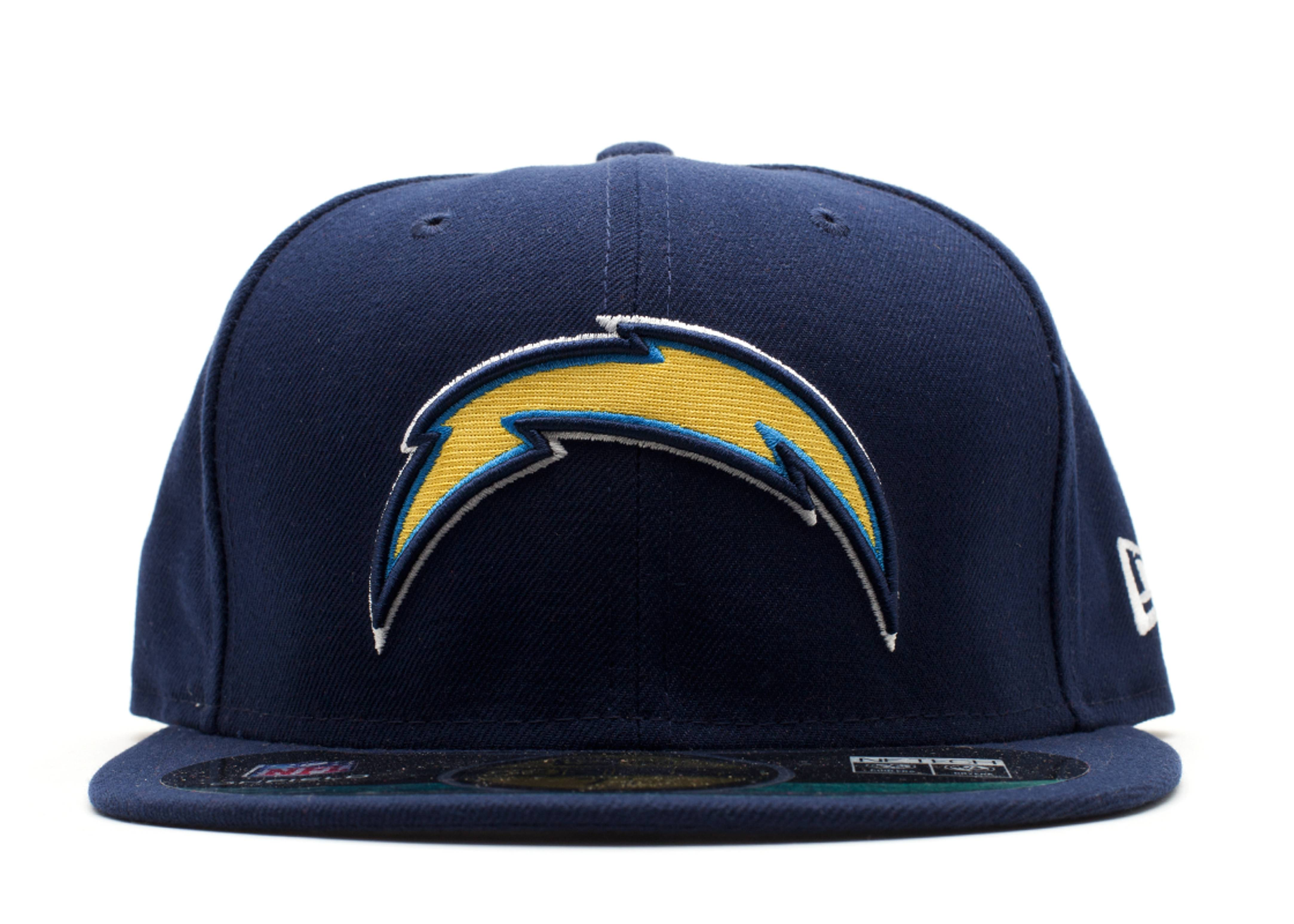"""san diego chargers fitted """"on-field"""""""