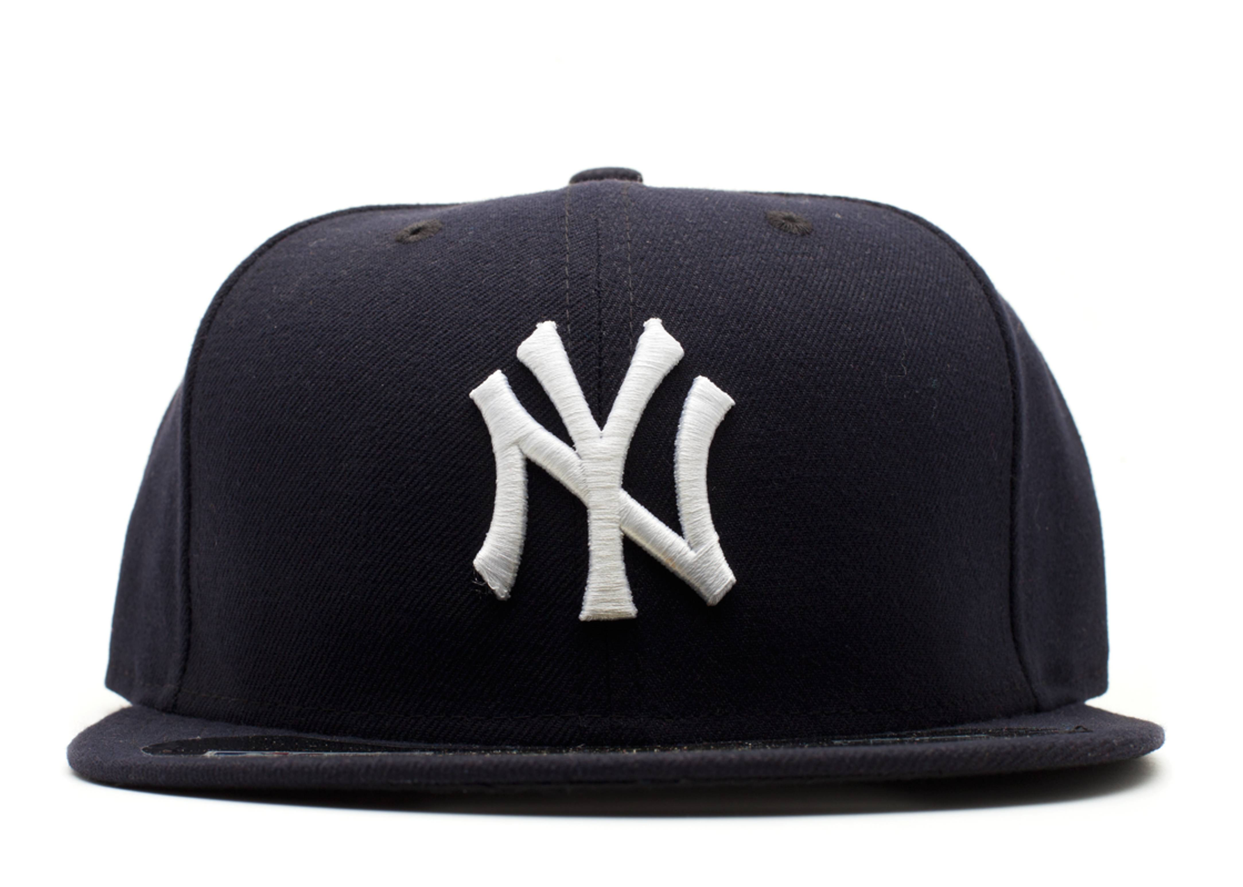 "new york yankees fitted ""2009 inaugural season"""