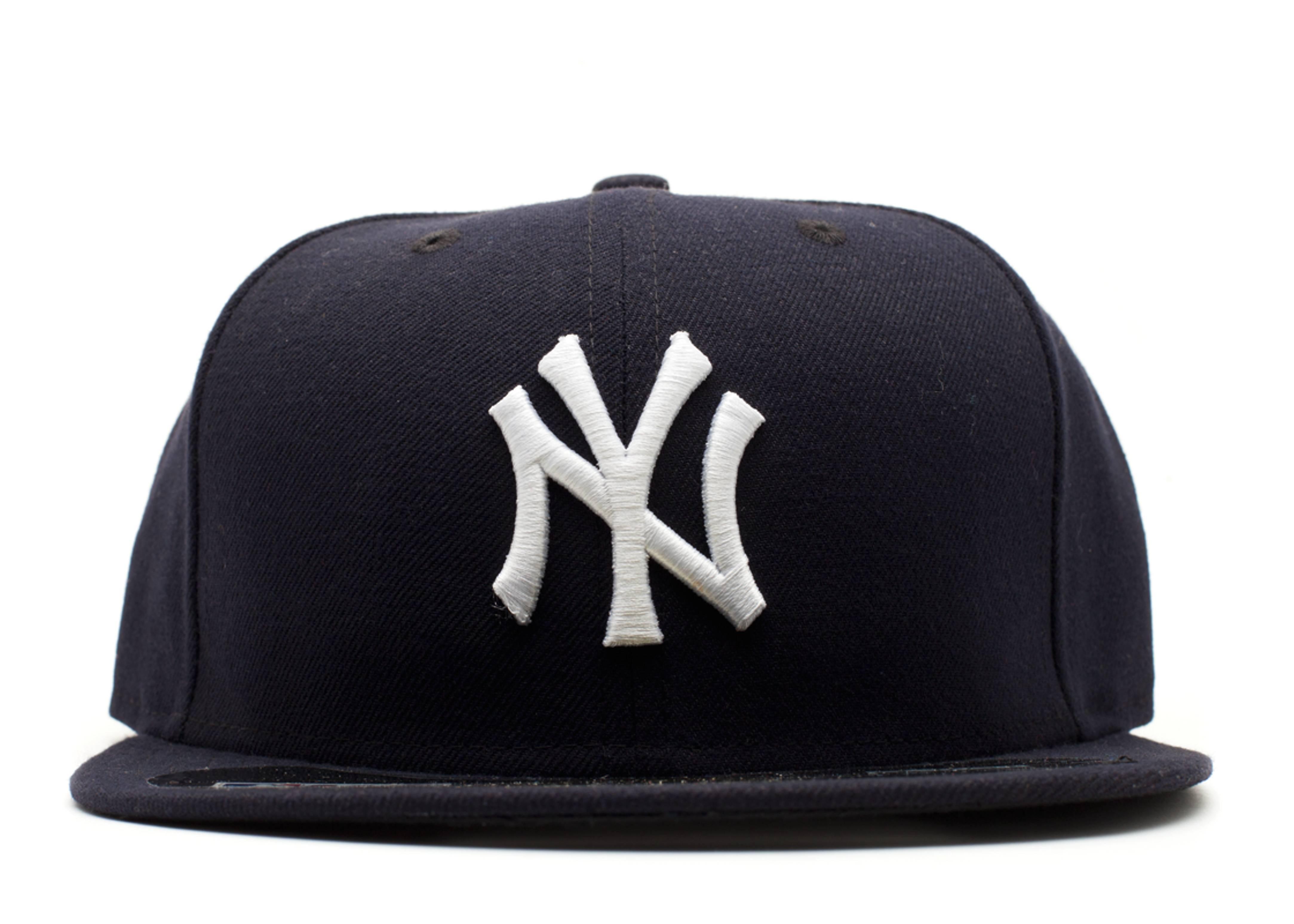 "new york yankees fitted ""2009 inaugural season"""