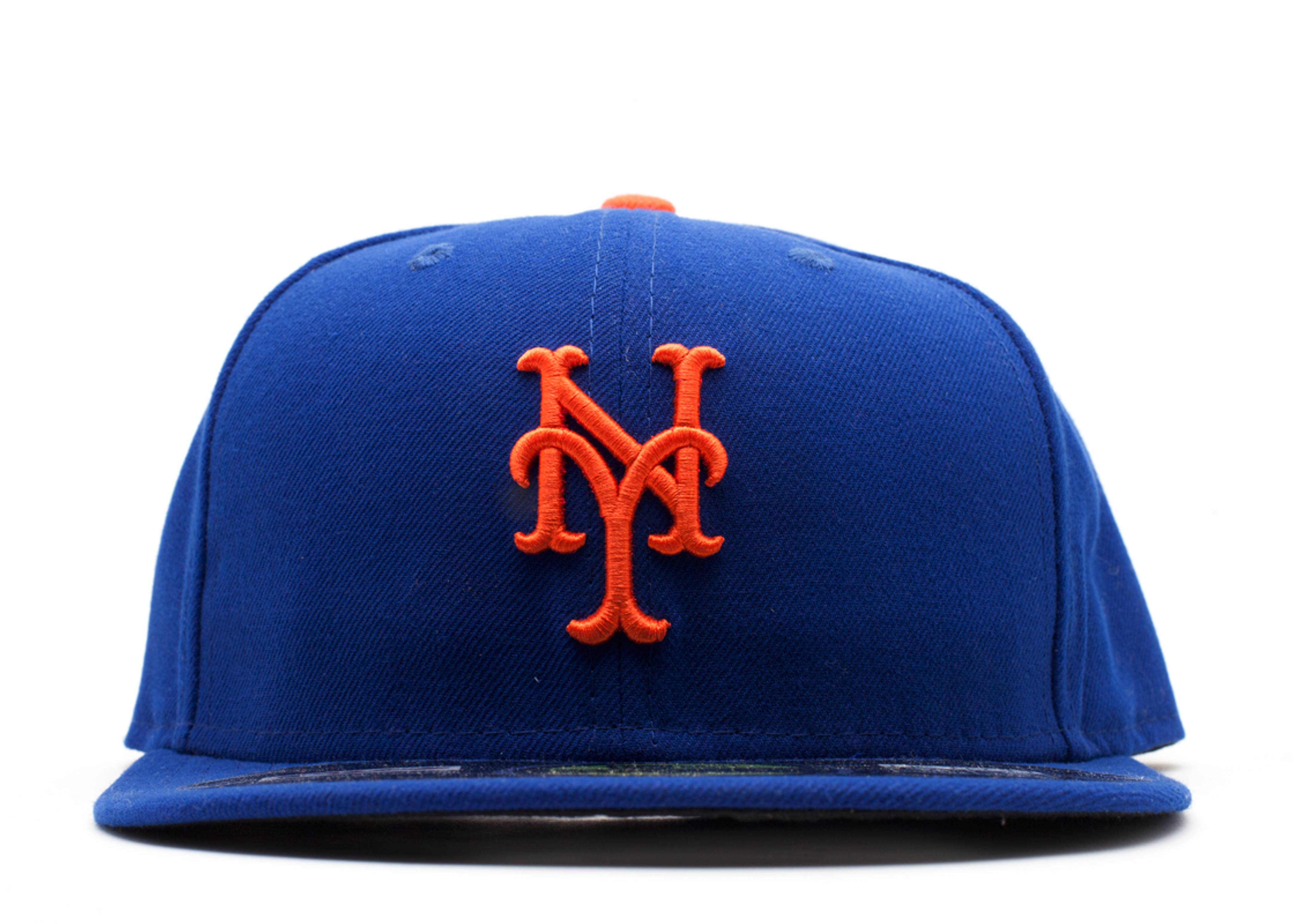 """new york mets fitted """"fcny red tab"""""""